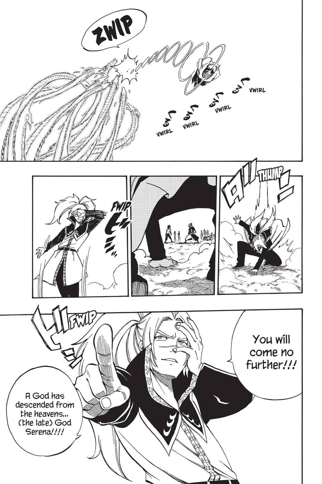 Fairy Tail Chapter 495 Page 16