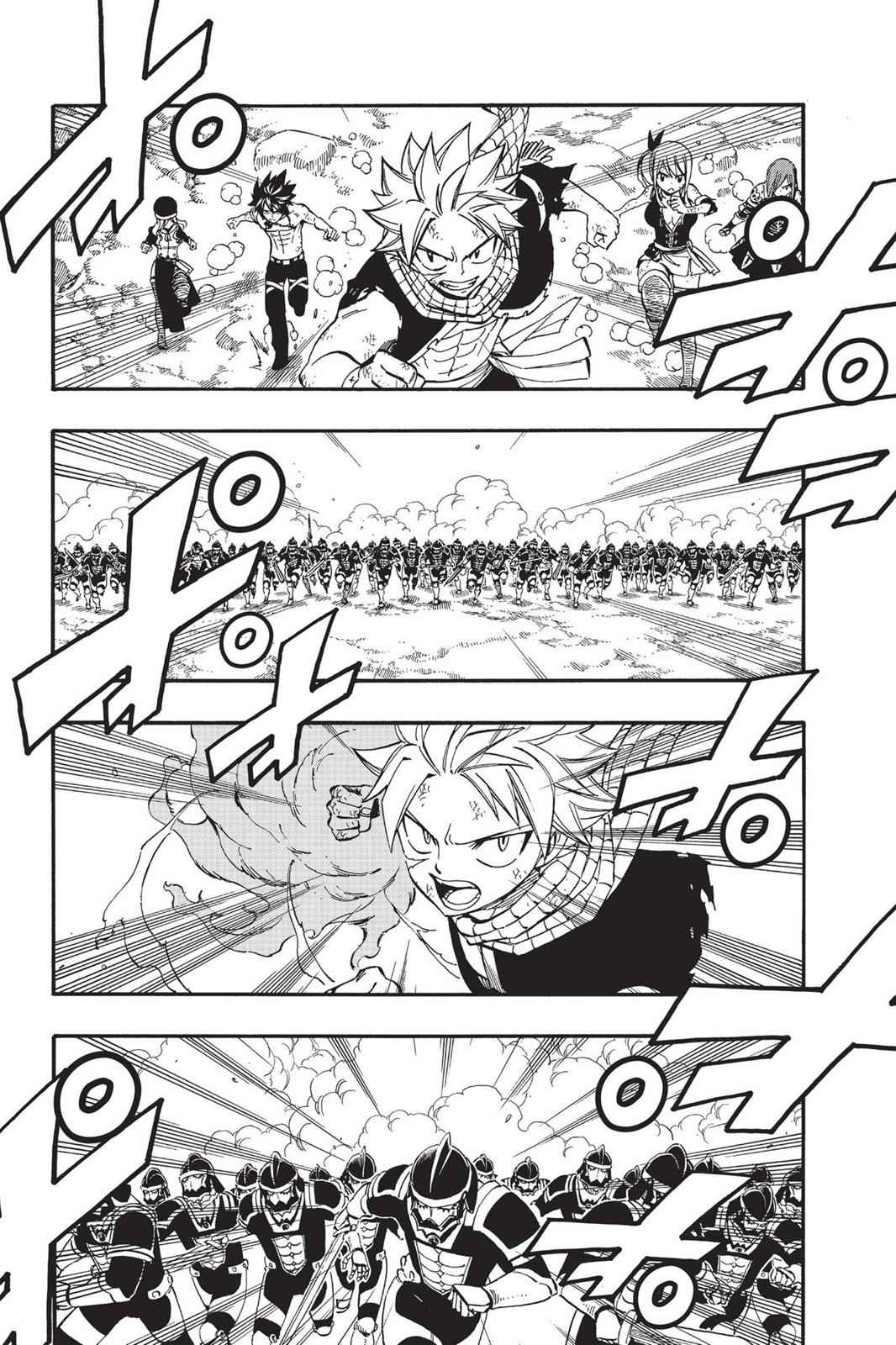 Fairy Tail Chapter 495 Page 7