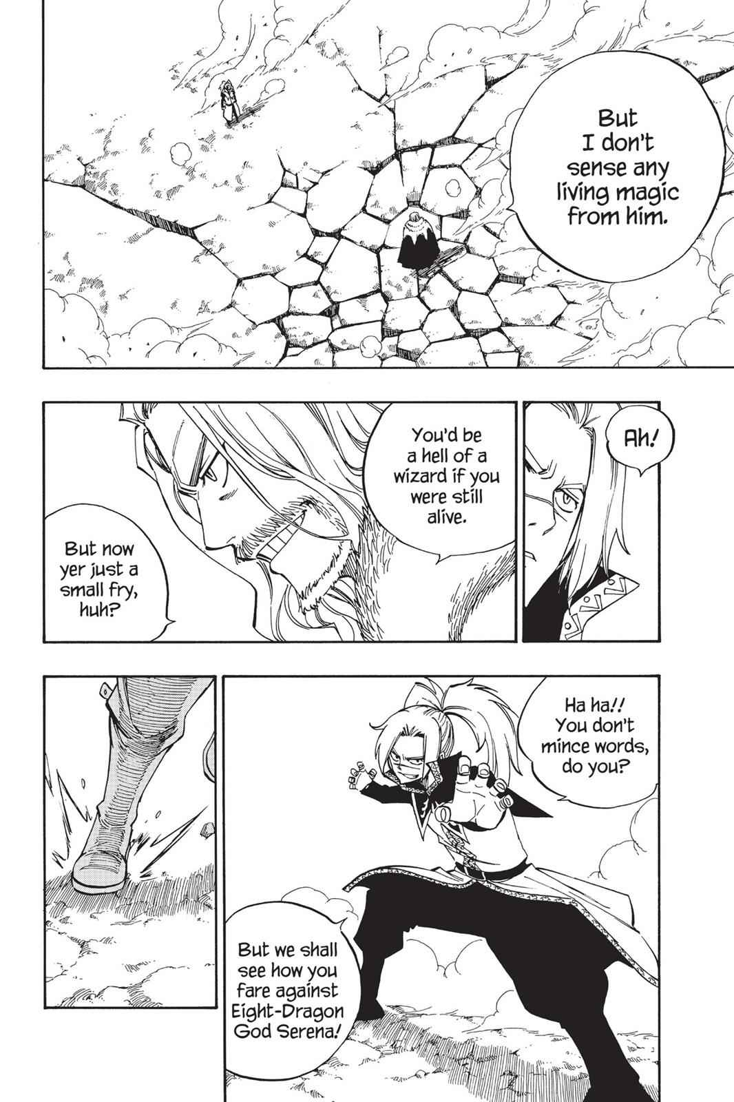 Fairy Tail Chapter 496 Page 4