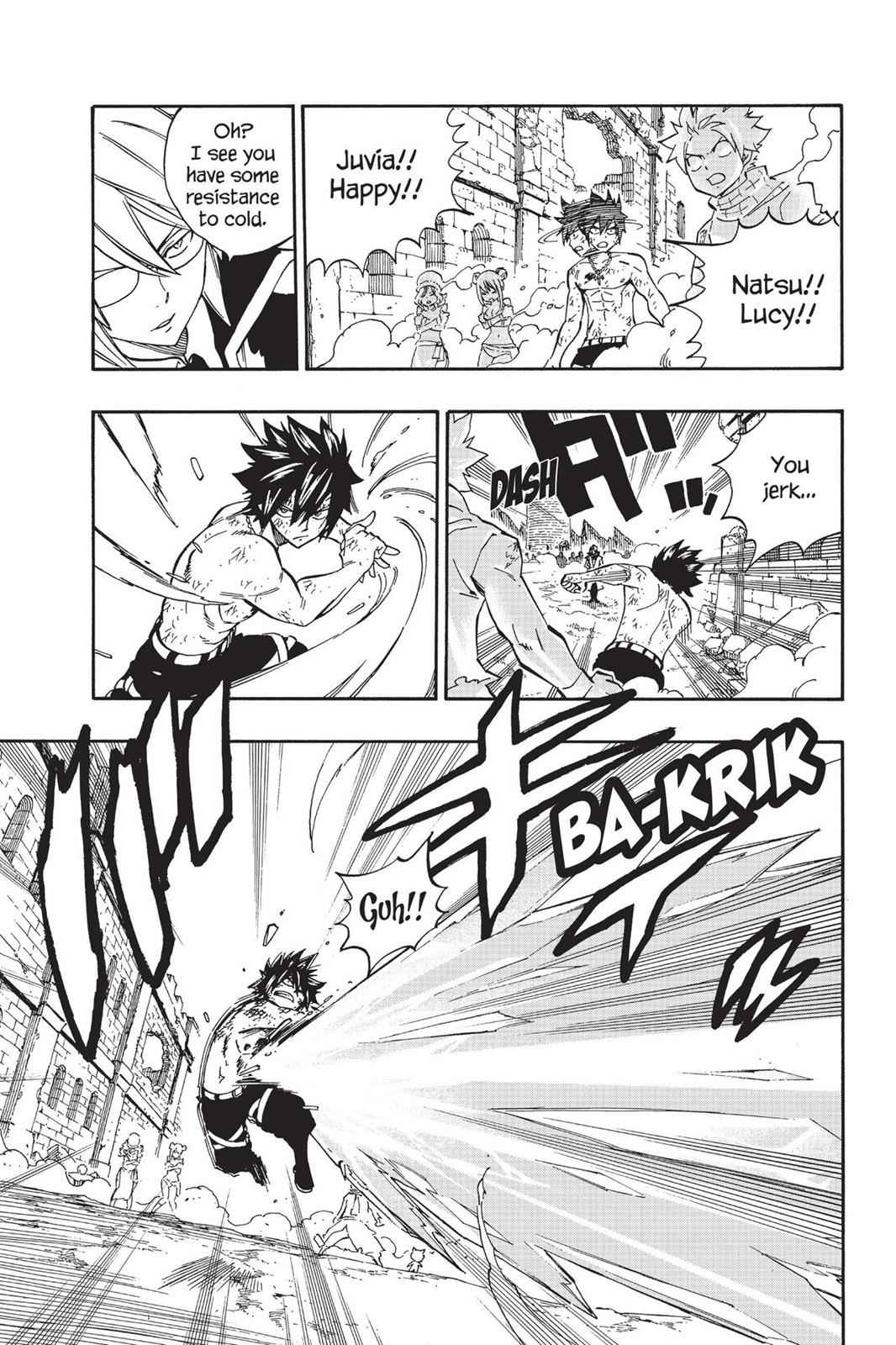 Fairy Tail Chapter 497 Page 17