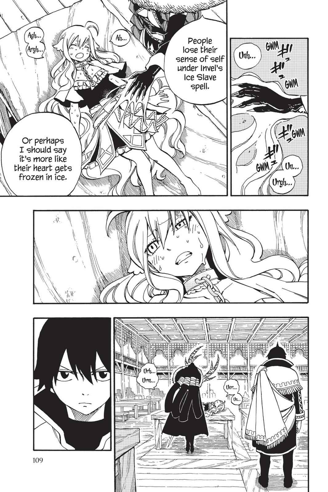 Fairy Tail Chapter 497 Page 3
