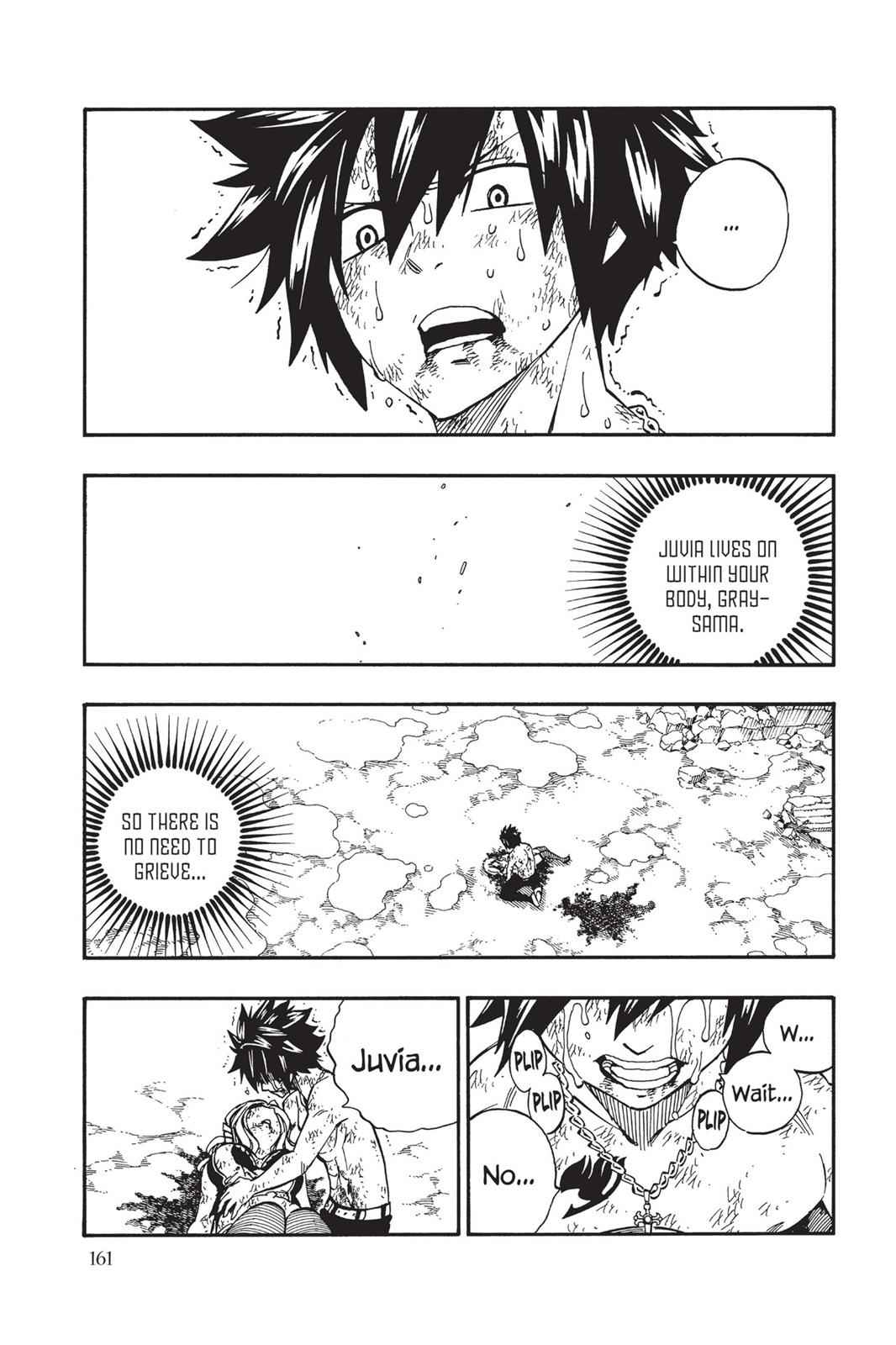 Fairy Tail Chapter 499 Page 15