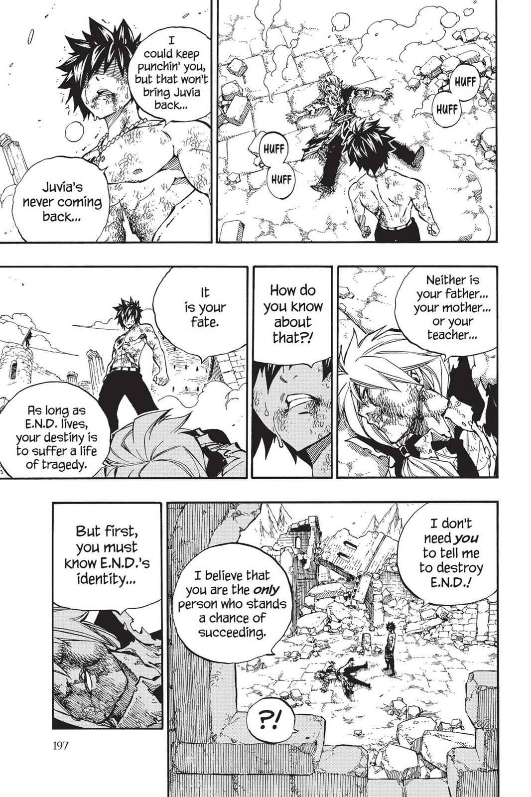 Fairy Tail Chapter 500 Page 27
