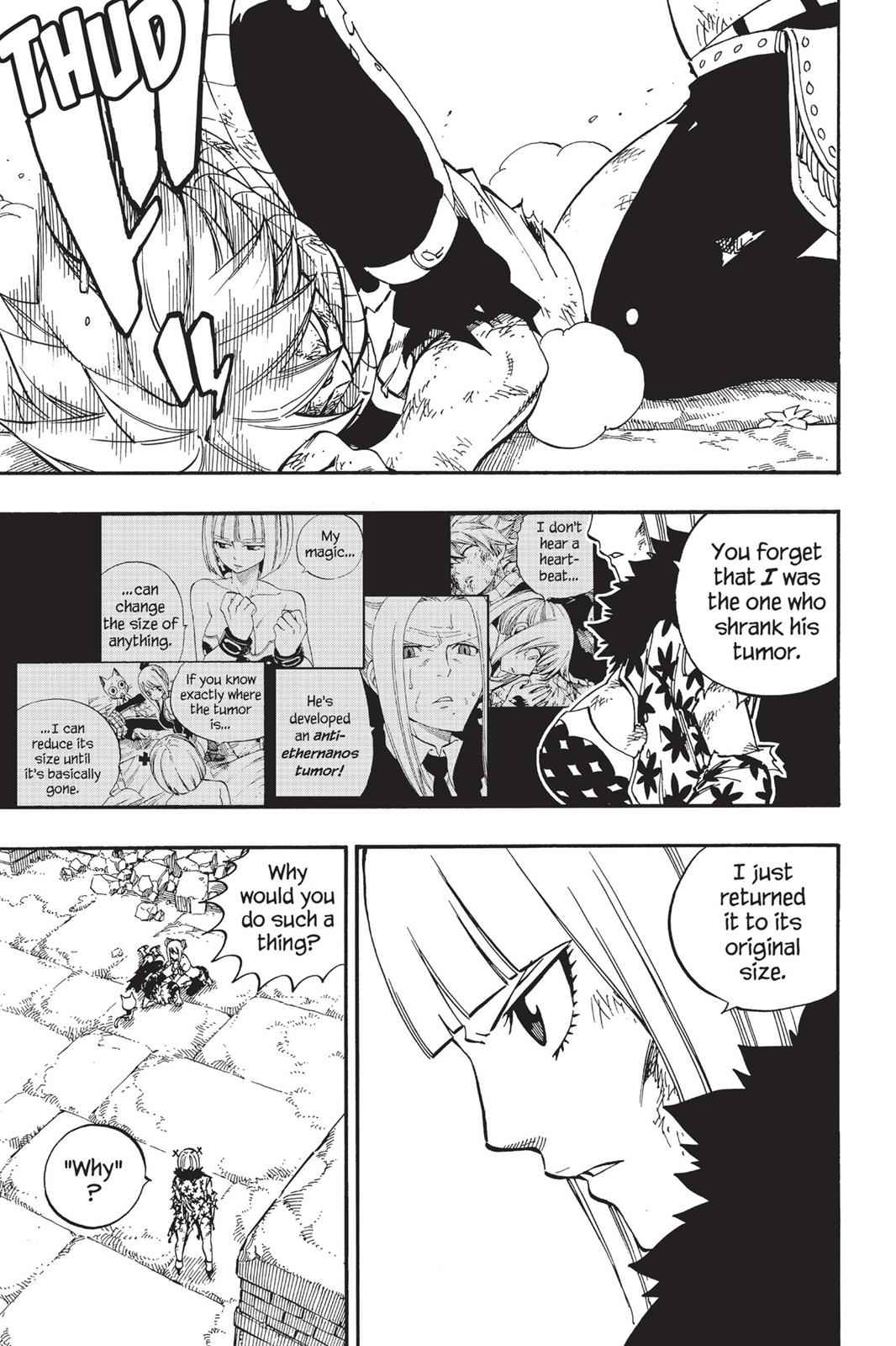 Fairy Tail Chapter 501 Page 6