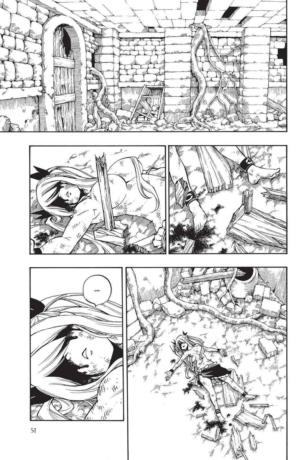 Fairy Tail Chapter 503 Page 9