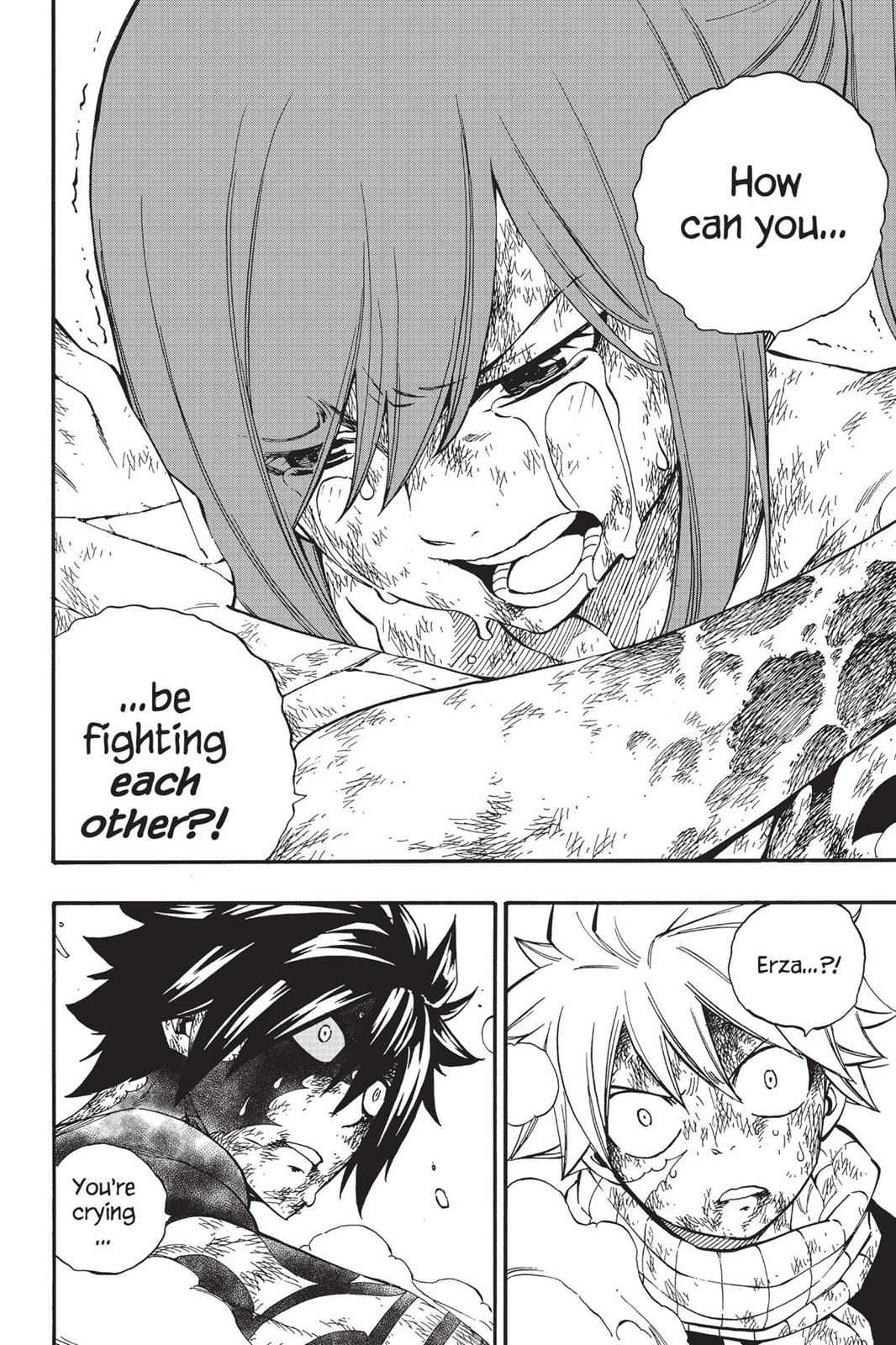 Fairy Tail Chapter 506 Page 19