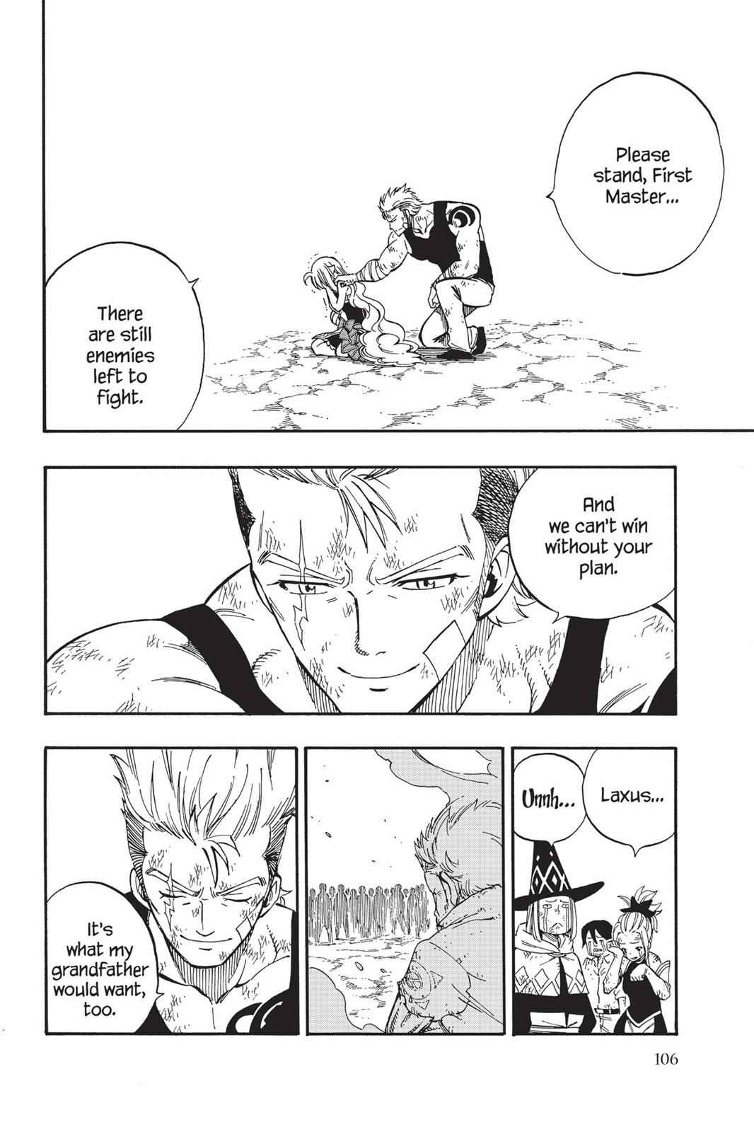 Fairy Tail Chapter 506 Page 4