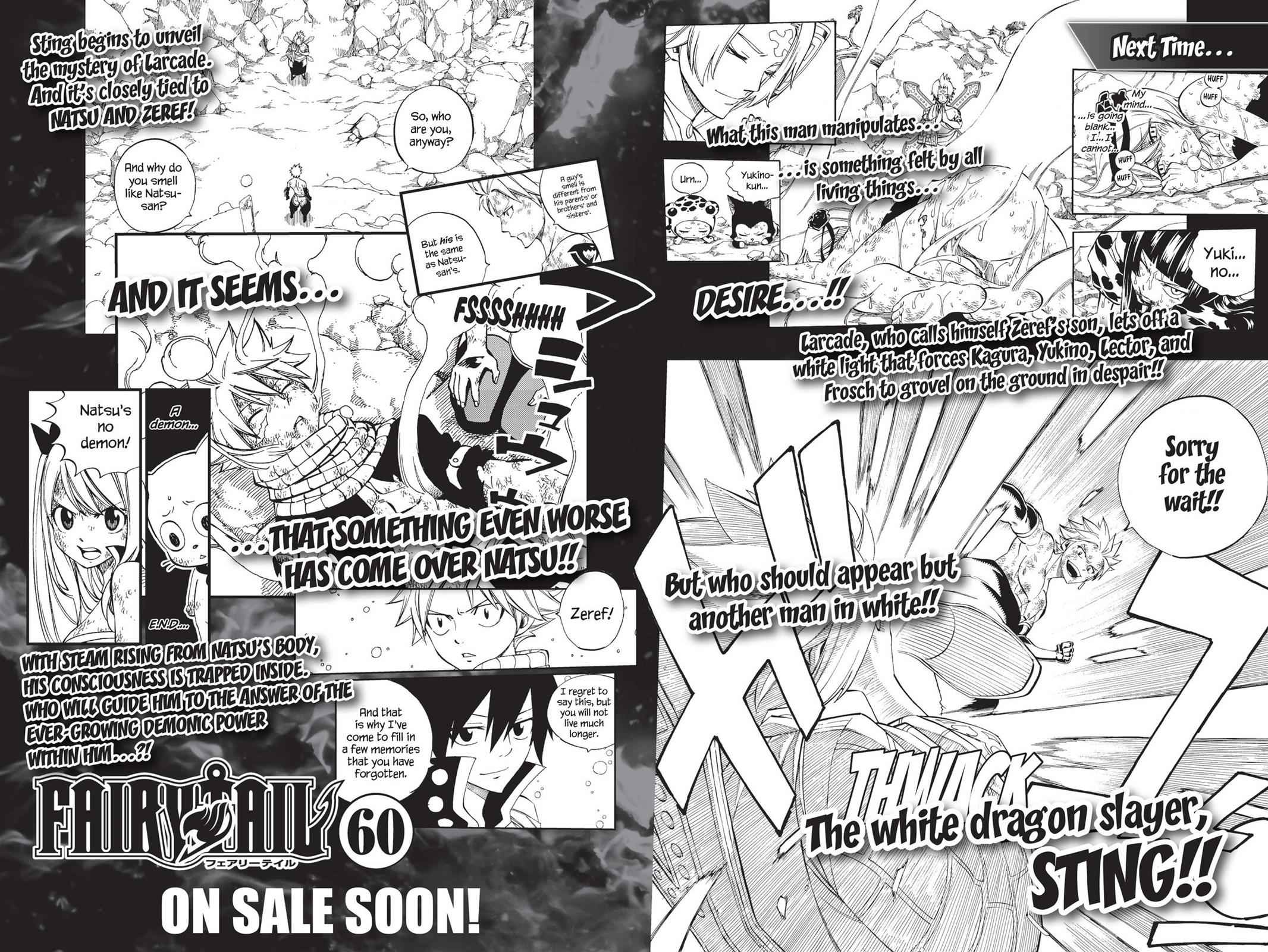Fairy Tail Chapter 509 Page 25