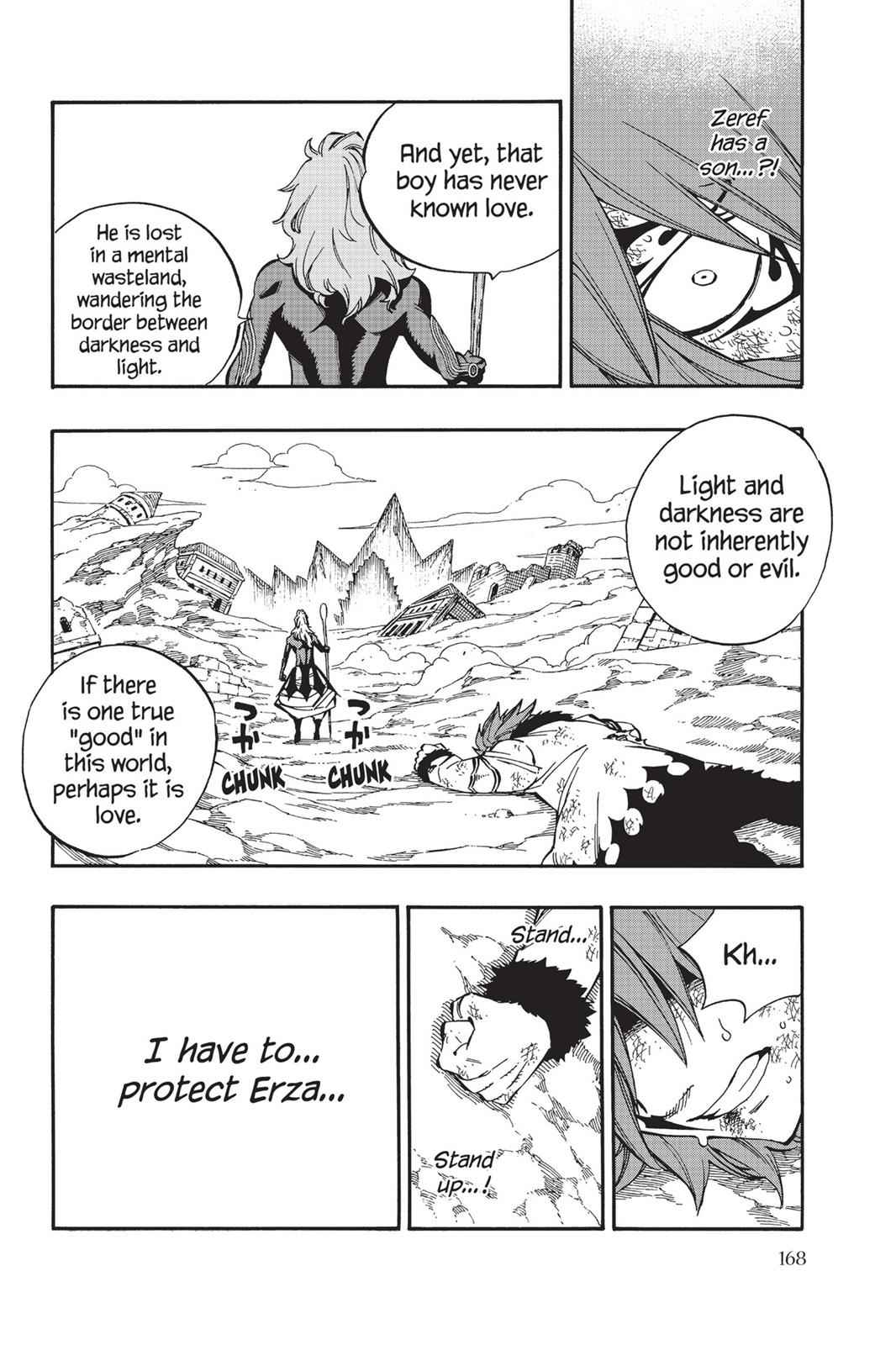 Fairy Tail Chapter 509 Page 4