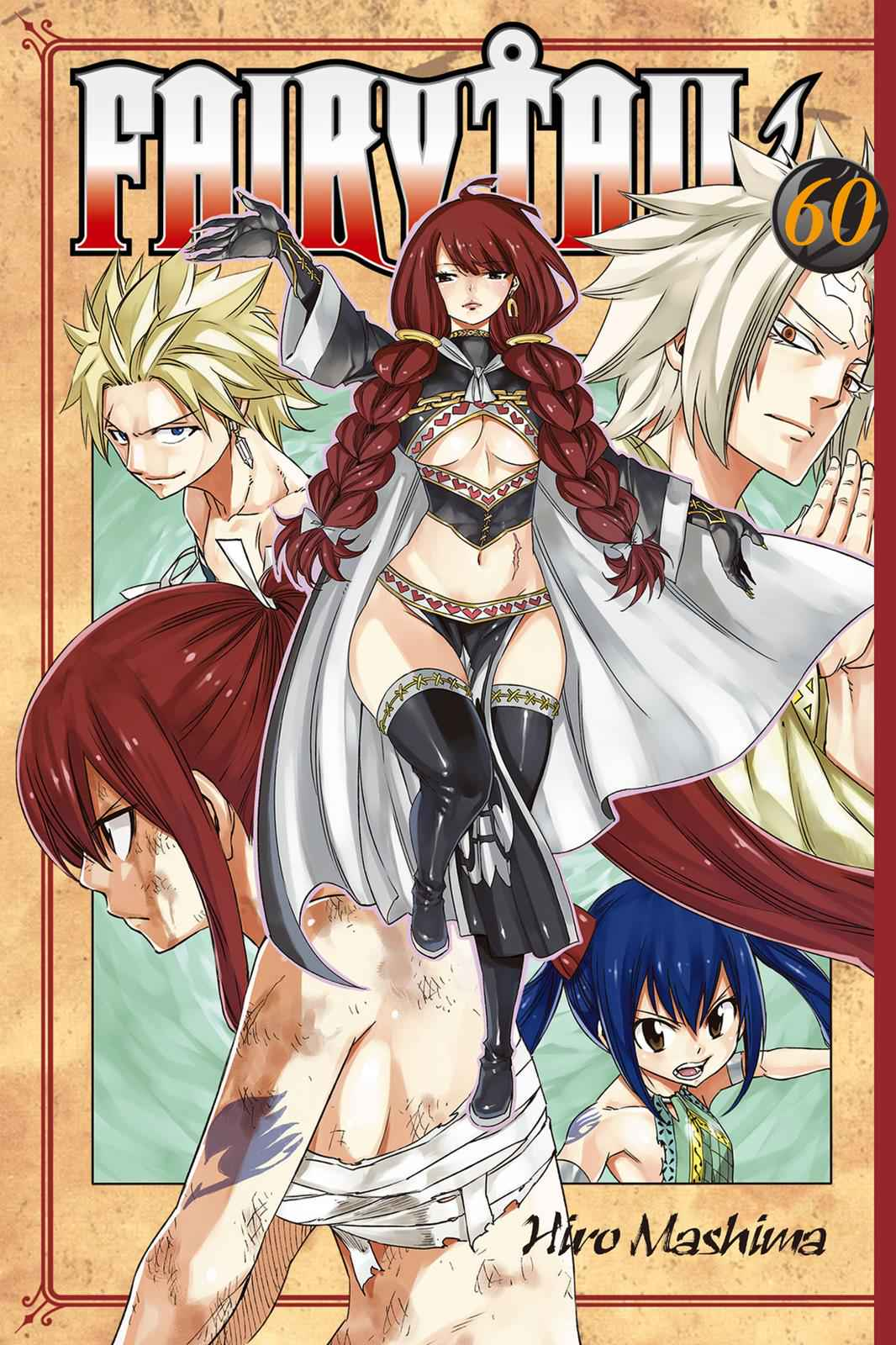 Fairy Tail Chapter 510 Page 1