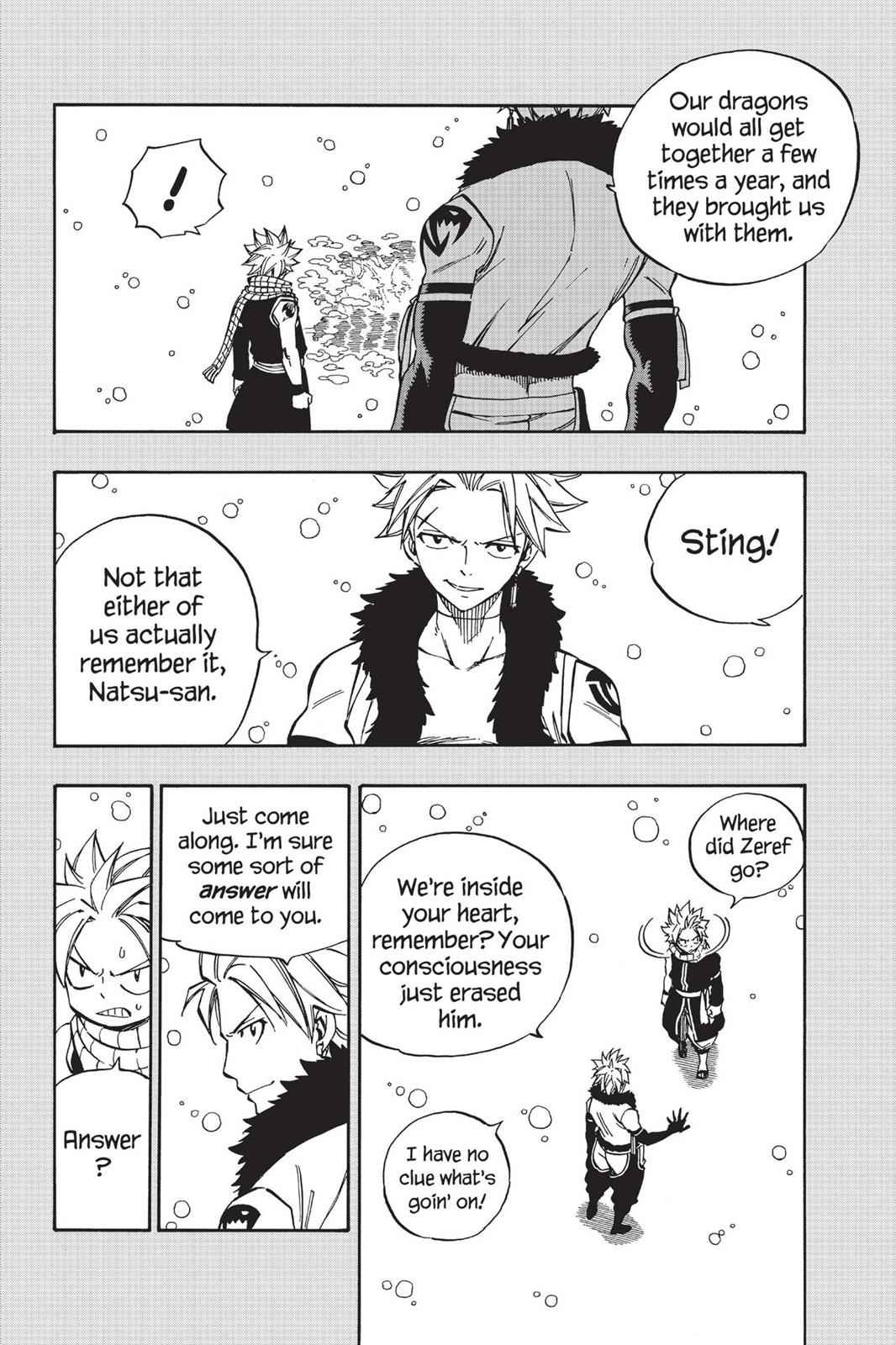 Fairy Tail Chapter 510 Page 15