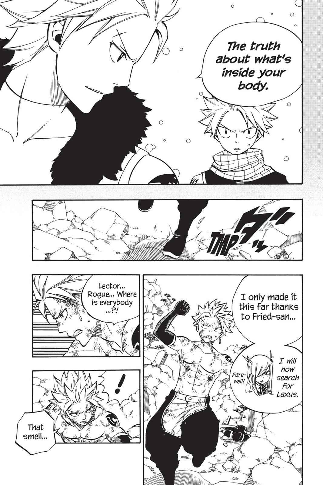 Fairy Tail Chapter 510 Page 16