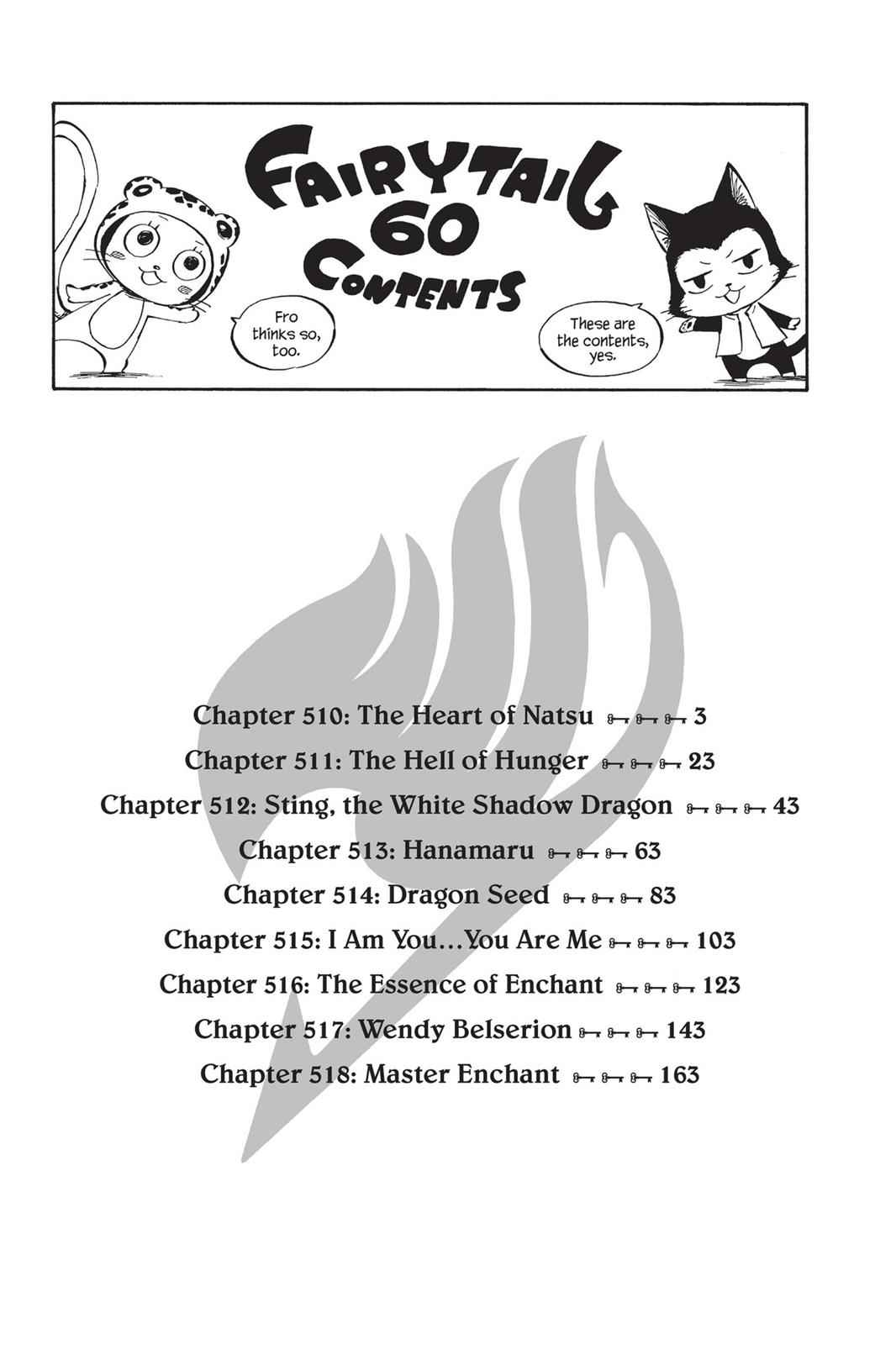 Fairy Tail Chapter 510 Page 3