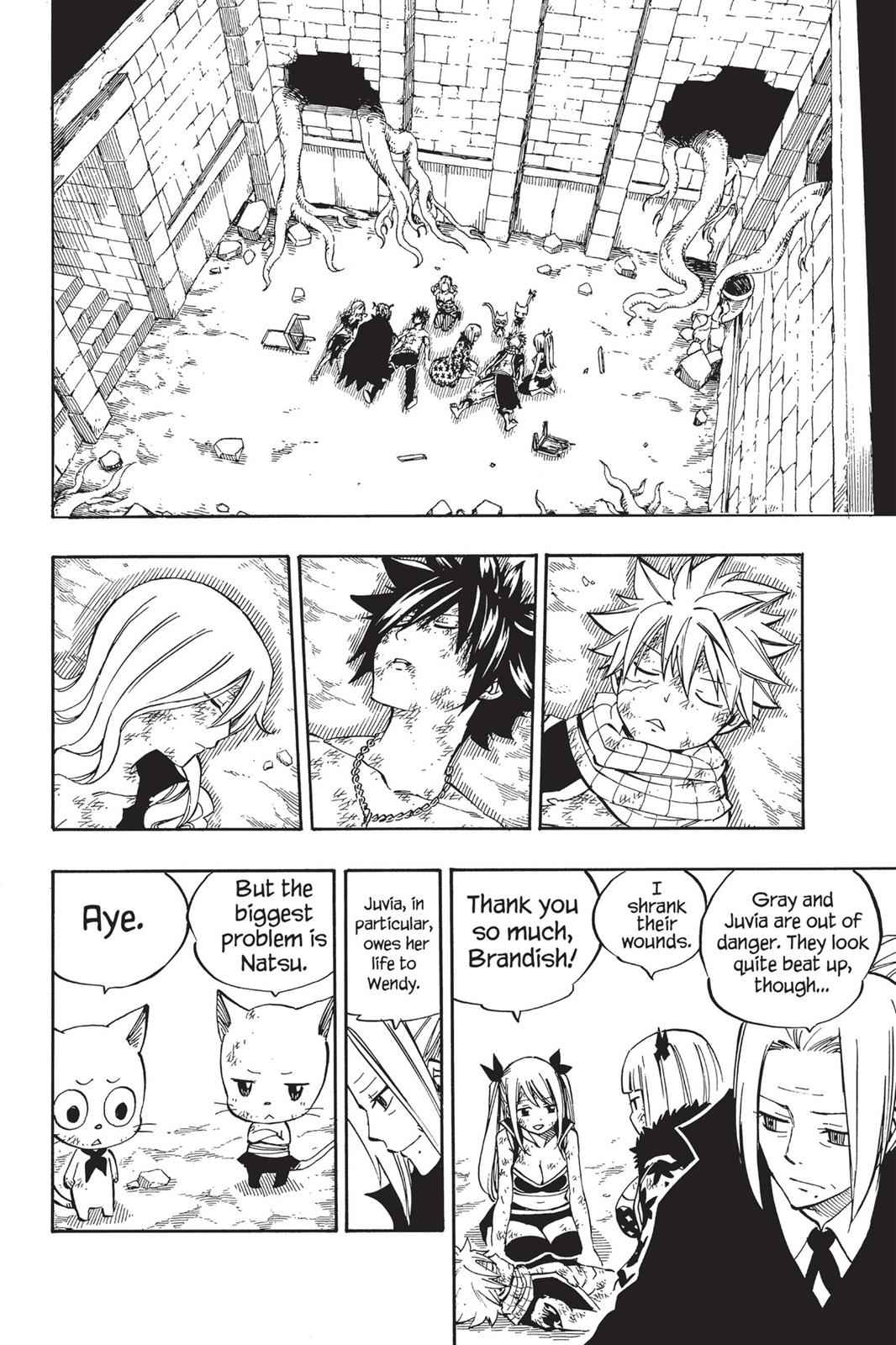 Fairy Tail Chapter 510 Page 5