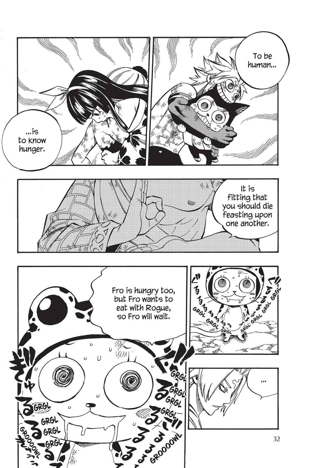 Fairy Tail Chapter 511 Page 10