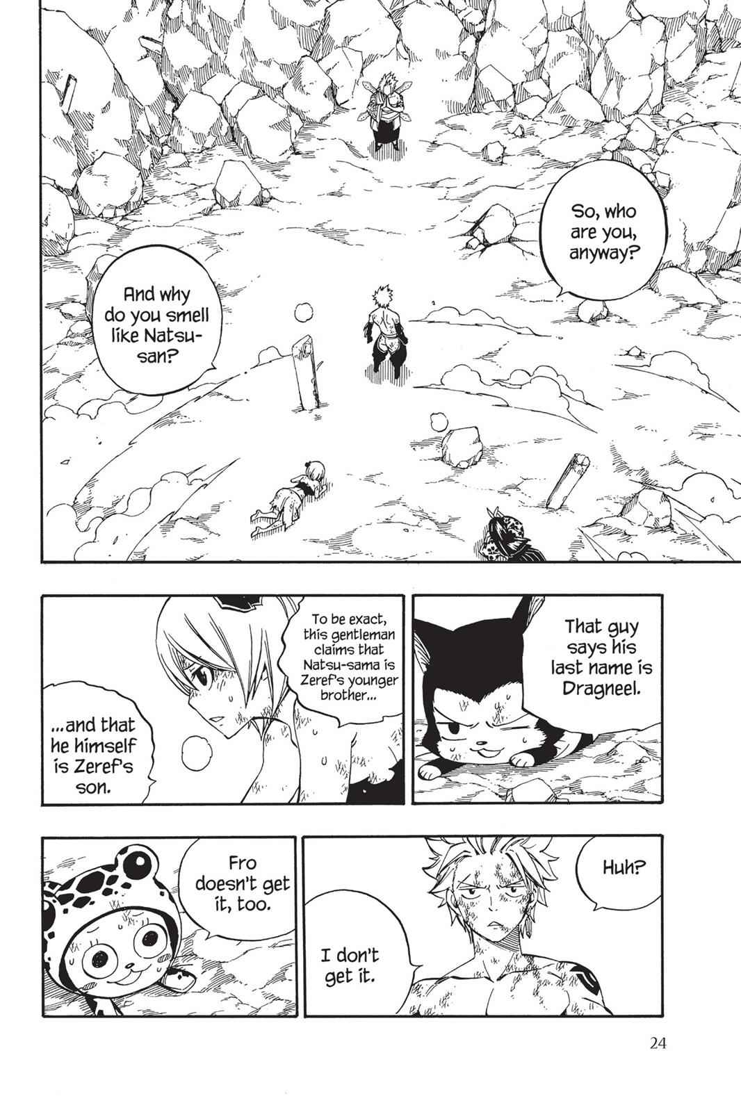 Fairy Tail Chapter 511 Page 2