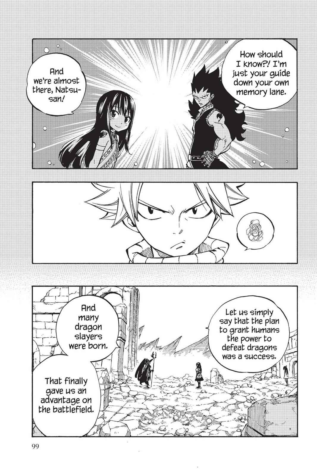 Fairy Tail Chapter 514 Page 17
