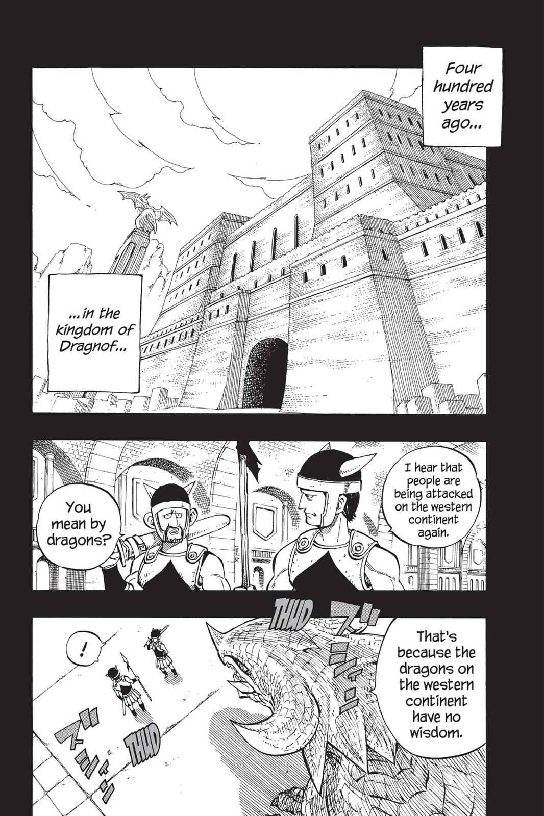 Fairy Tail Chapter 514 Page 2