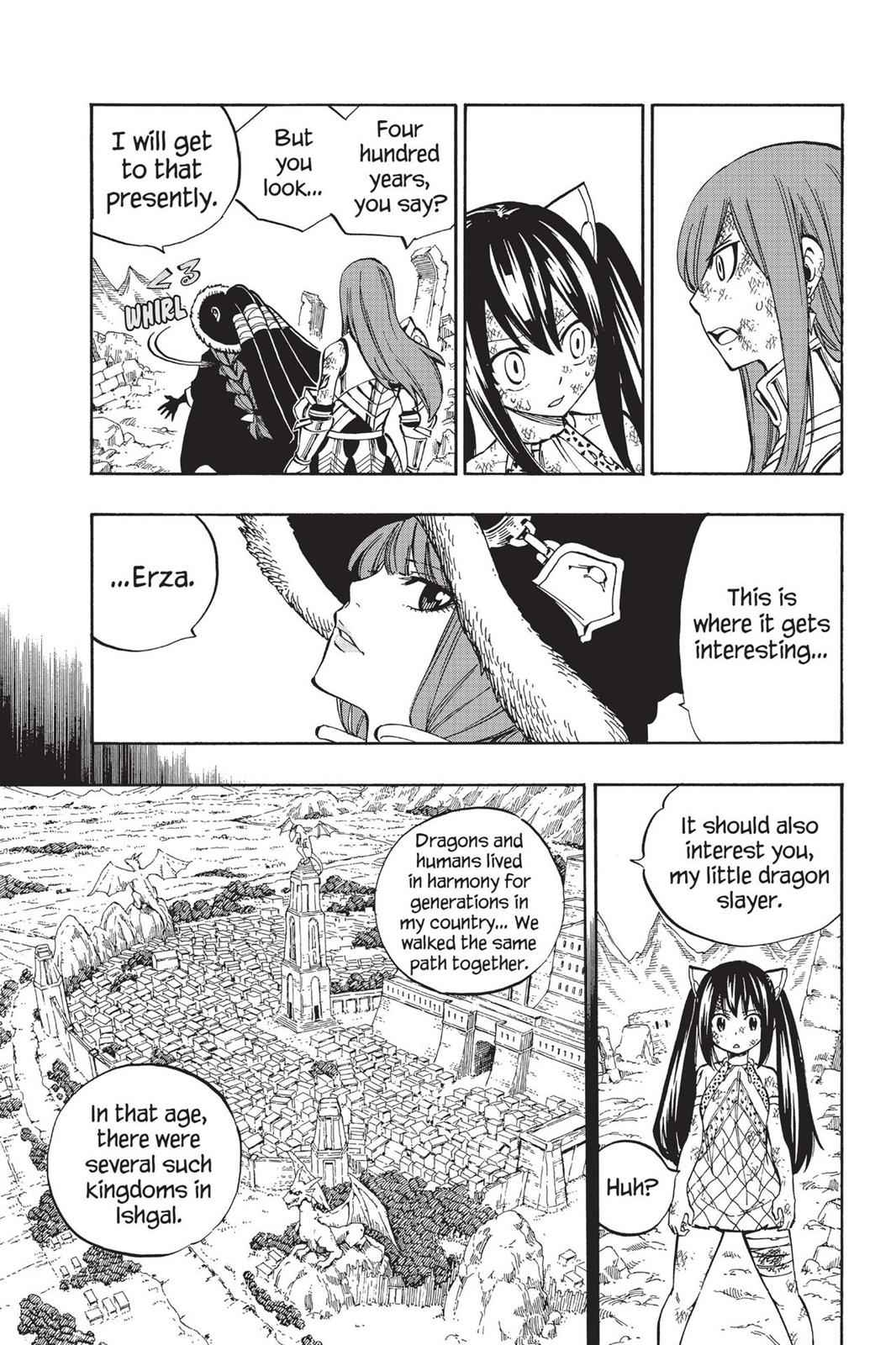 Fairy Tail Chapter 514 Page 7