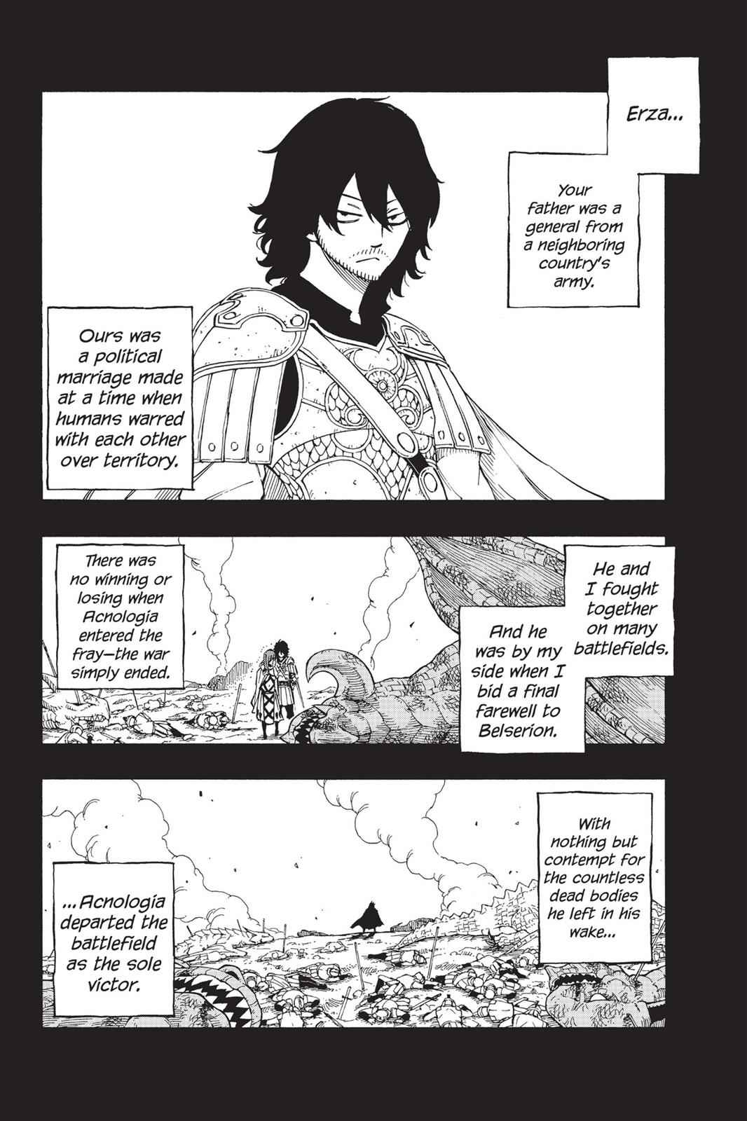 Fairy Tail Chapter 515 Page 2