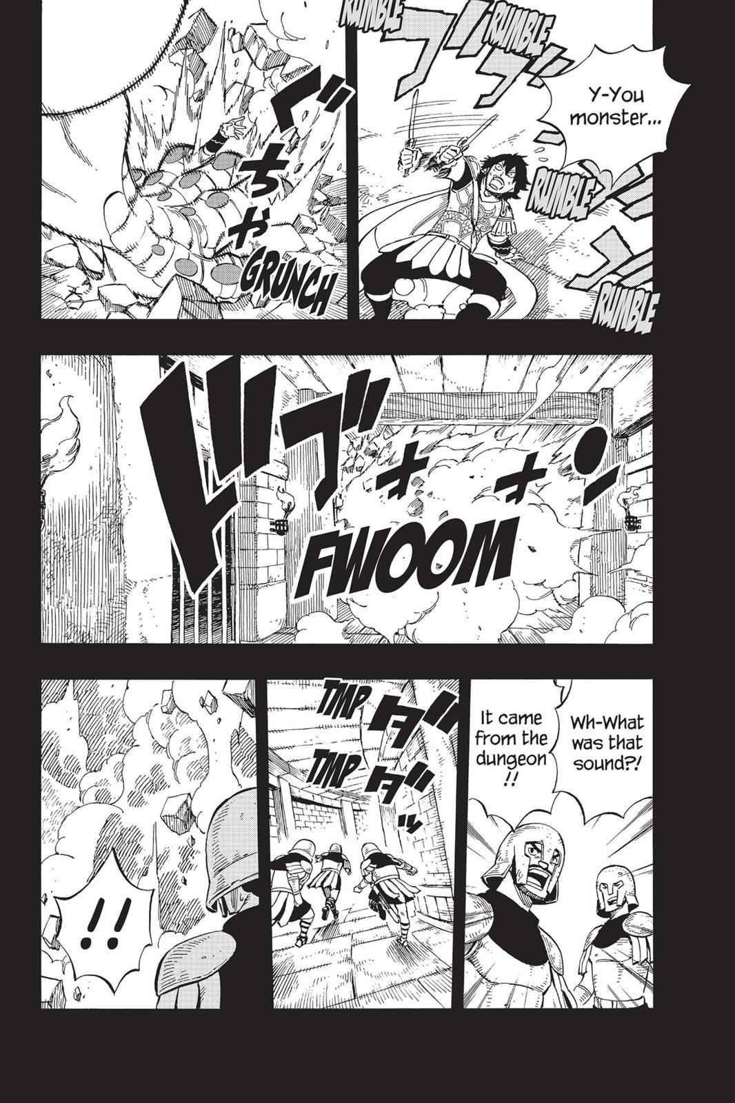 Fairy Tail Chapter 515 Page 8