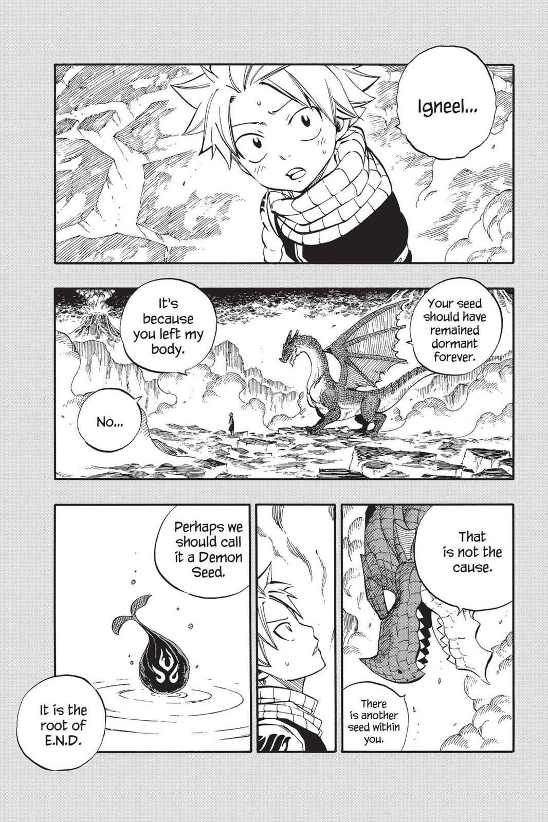 Fairy Tail Chapter 516 Page 11