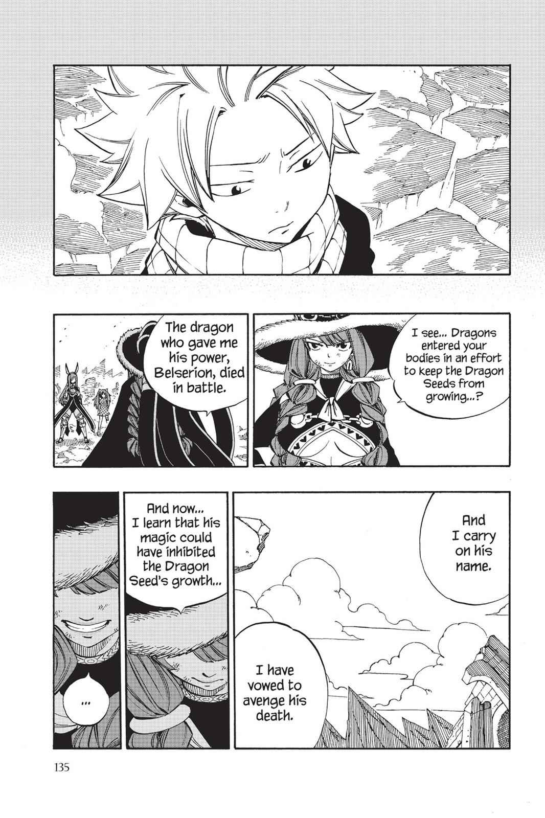 Fairy Tail Chapter 516 Page 13