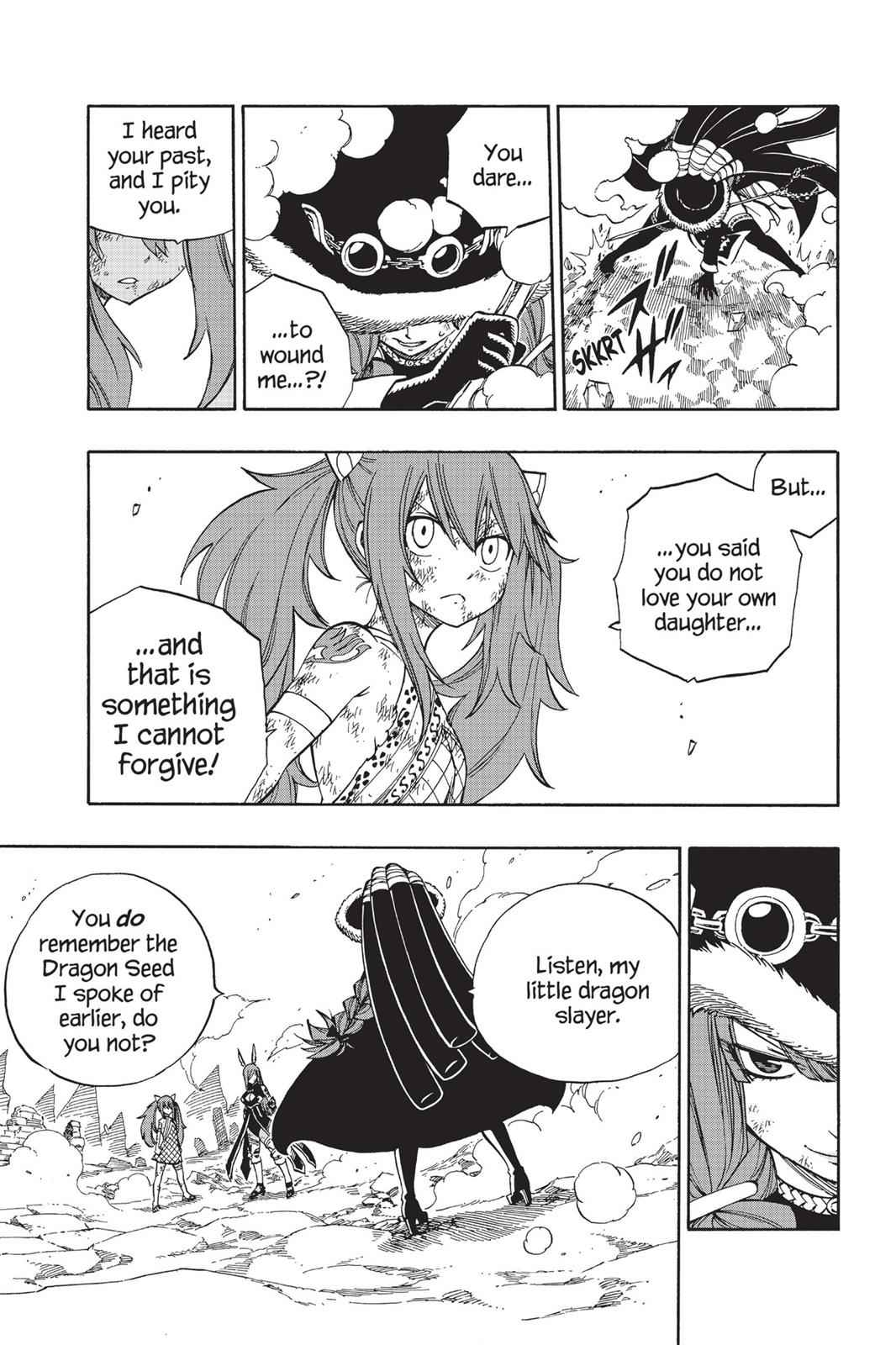 Fairy Tail Chapter 516 Page 7