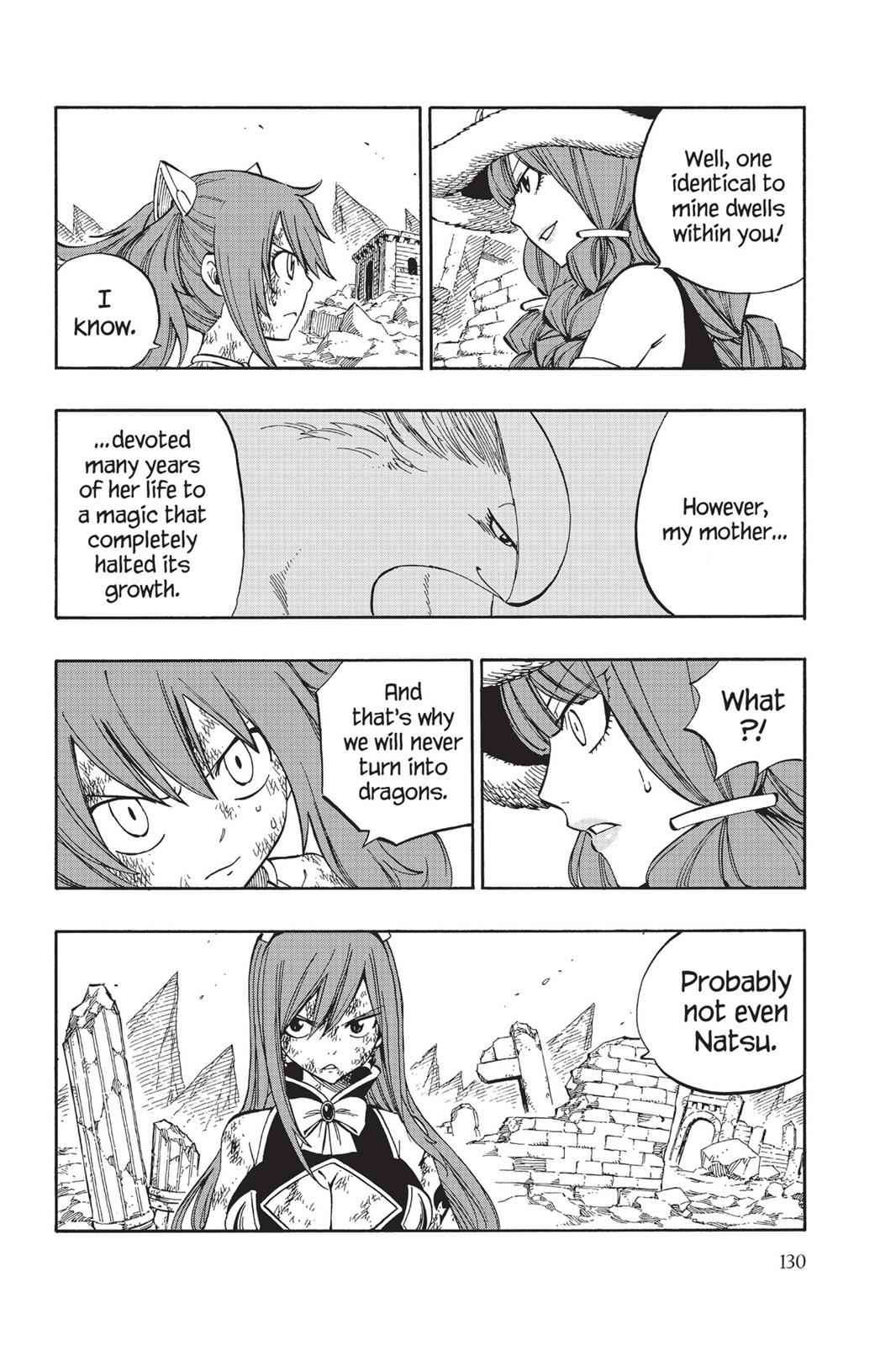 Fairy Tail Chapter 516 Page 8