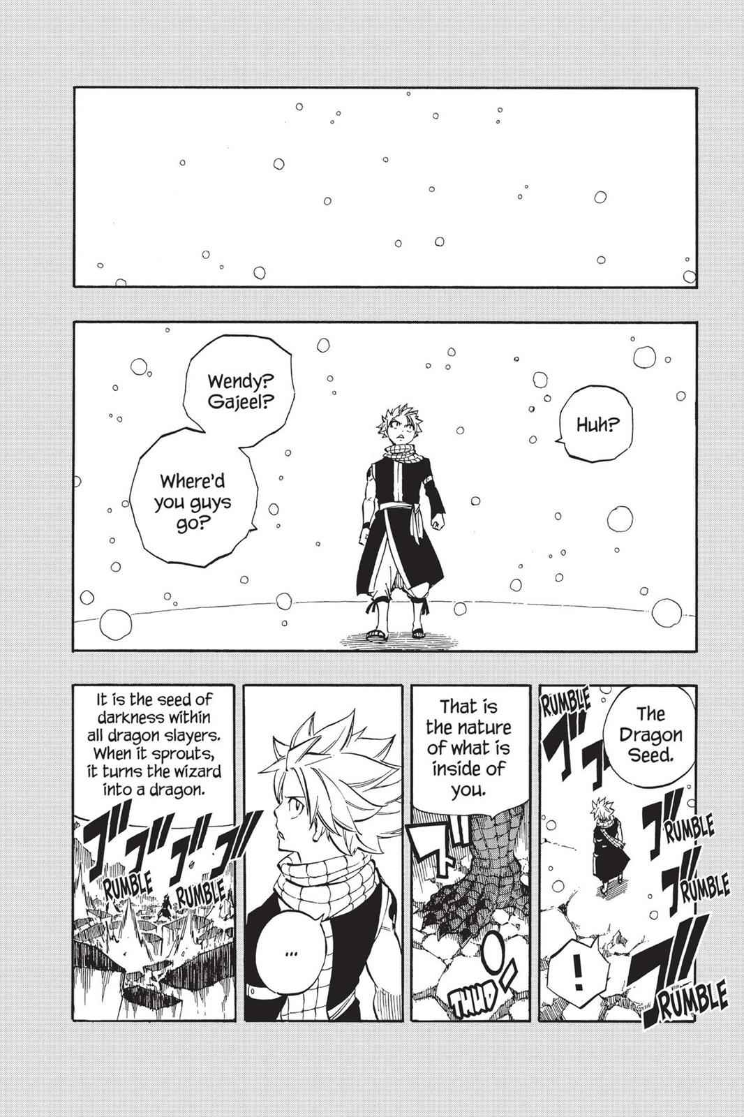 Fairy Tail Chapter 516 Page 9