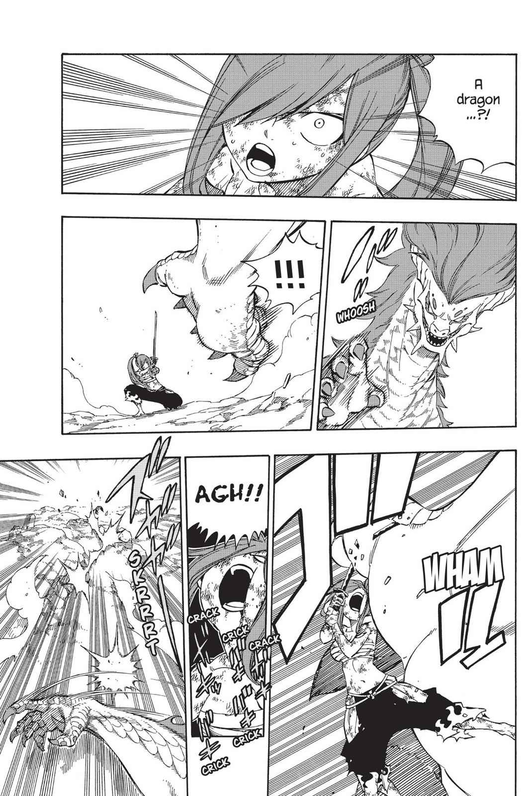 Fairy Tail Chapter 518 Page 11