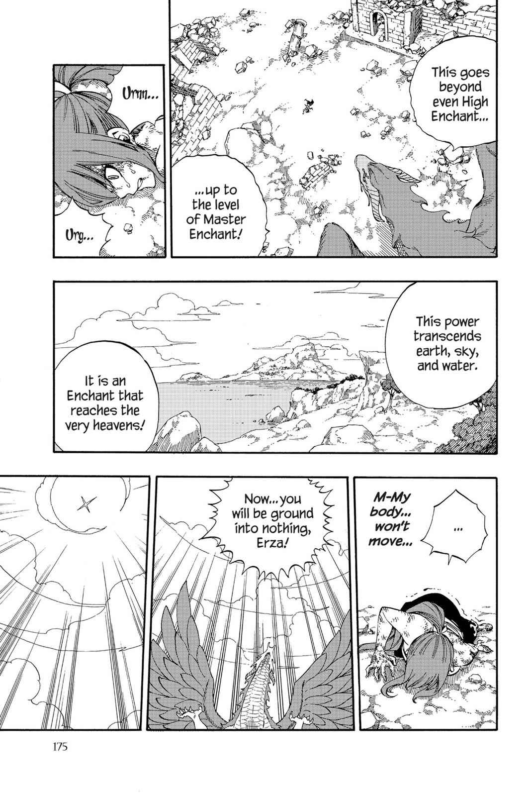 Fairy Tail Chapter 518 Page 13