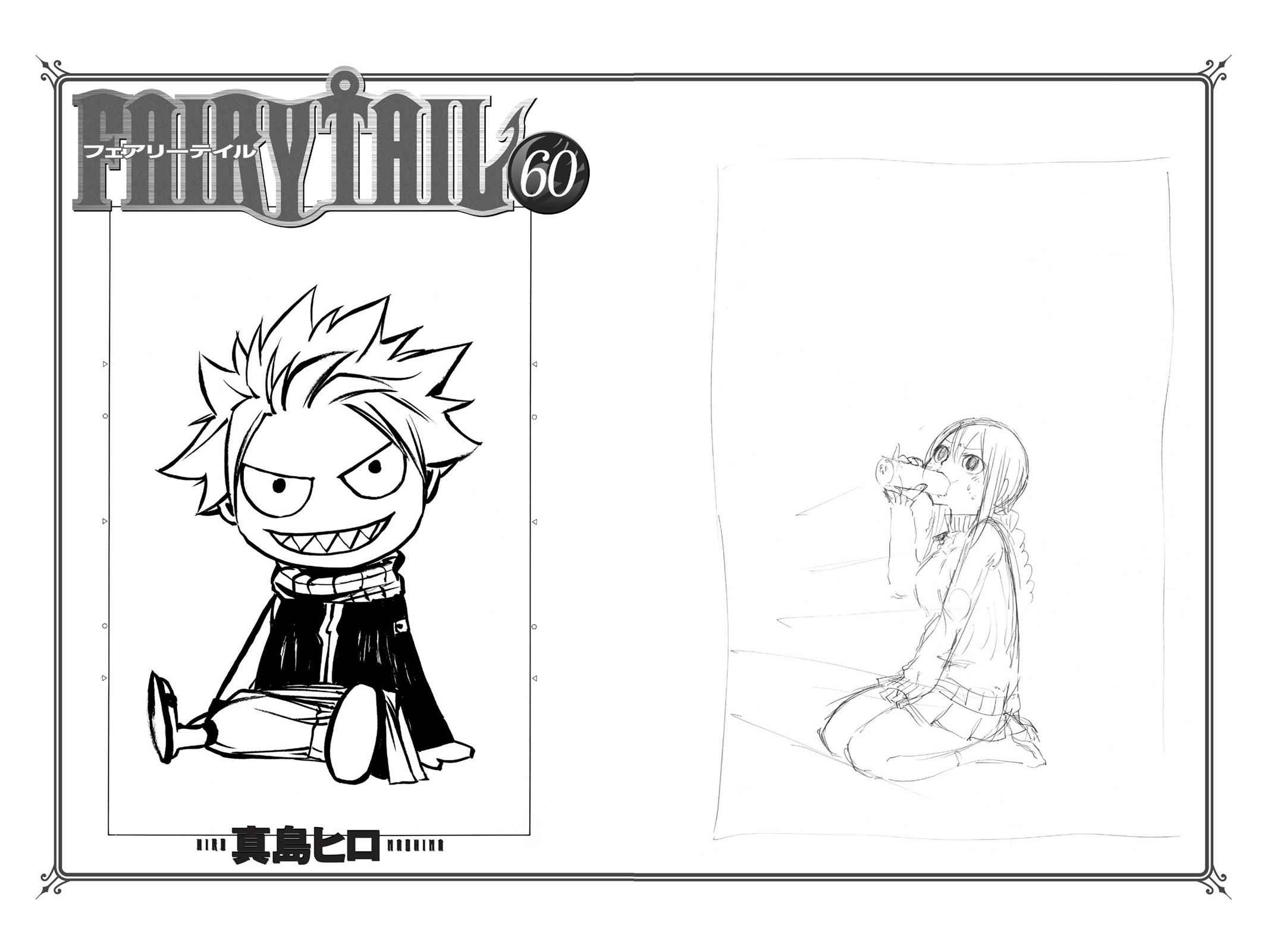 Fairy Tail Chapter 518 Page 25