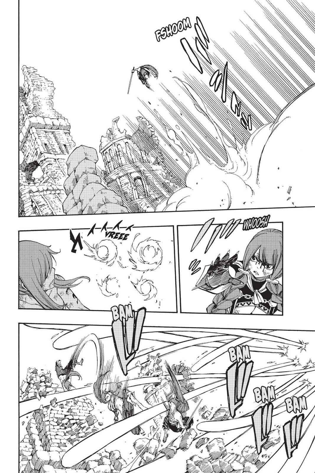 Fairy Tail Chapter 518 Page 4