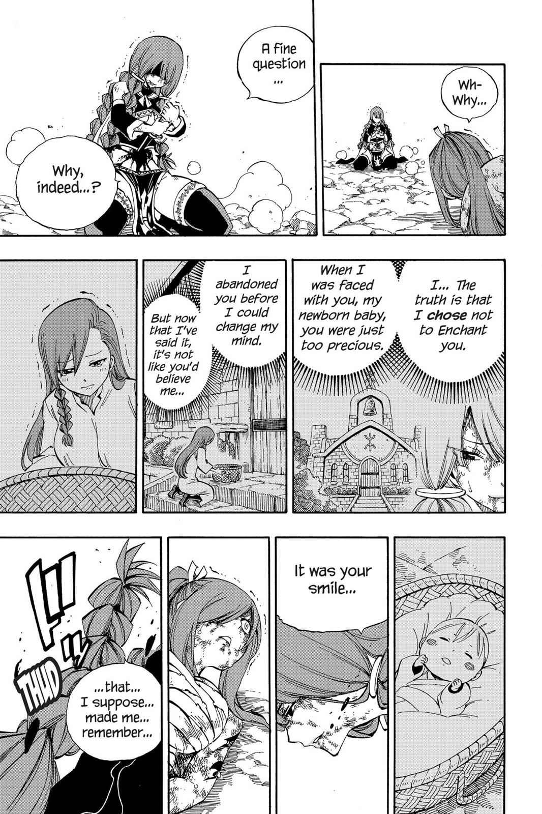 Fairy Tail Chapter 519 Page 21