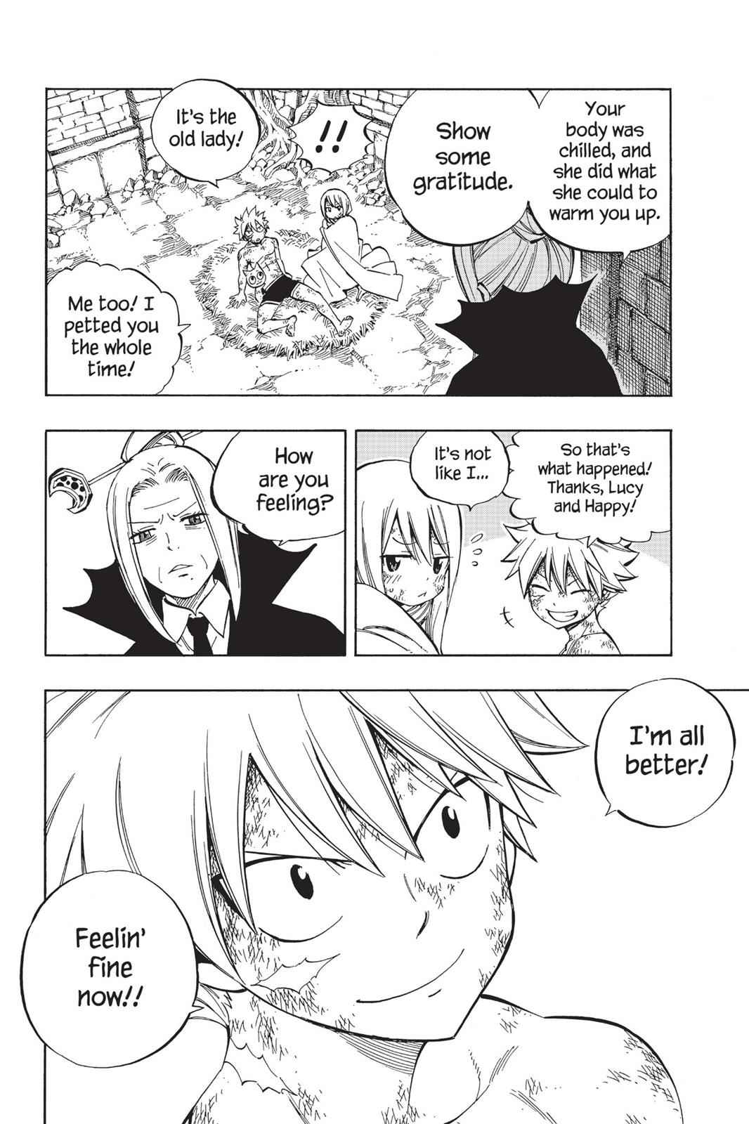 Fairy Tail Chapter 520 Page 14
