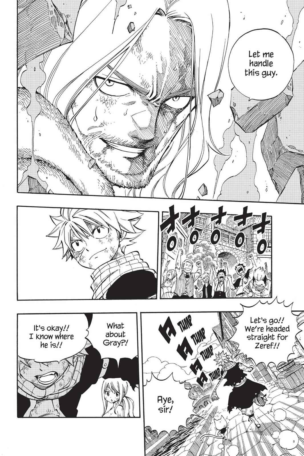 Fairy Tail Chapter 521 Page 17