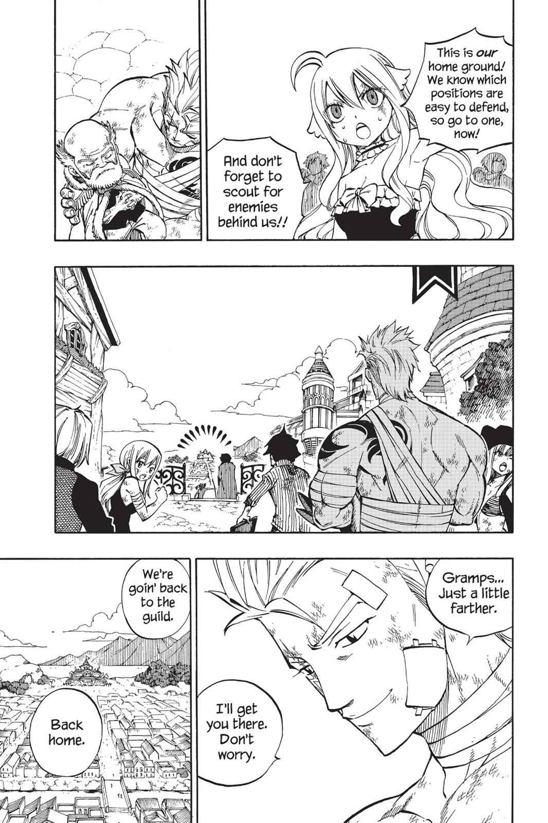 Fairy Tail Chapter 521 Page 3
