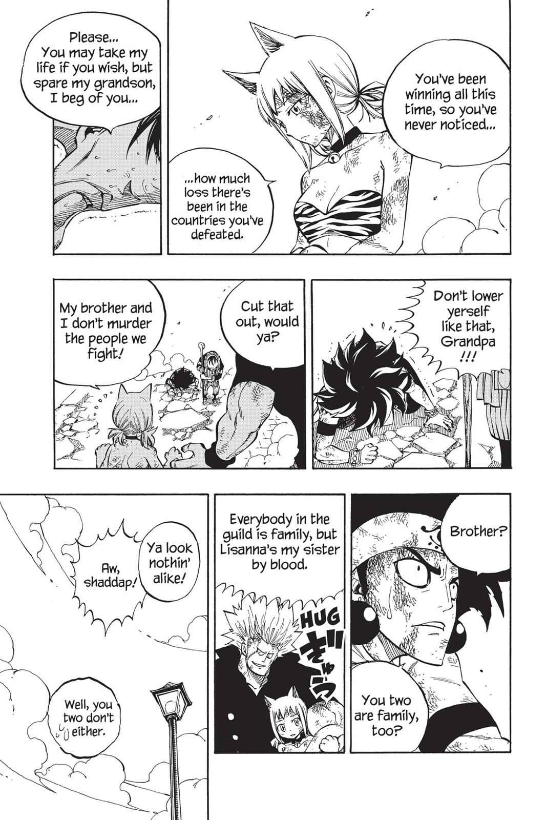 Fairy Tail Chapter 521 Page 7