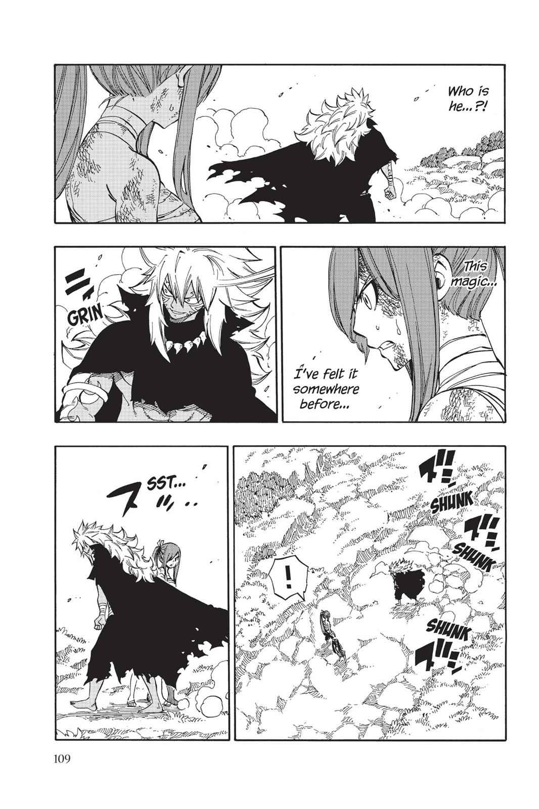 Fairy Tail Chapter 524 Page 3