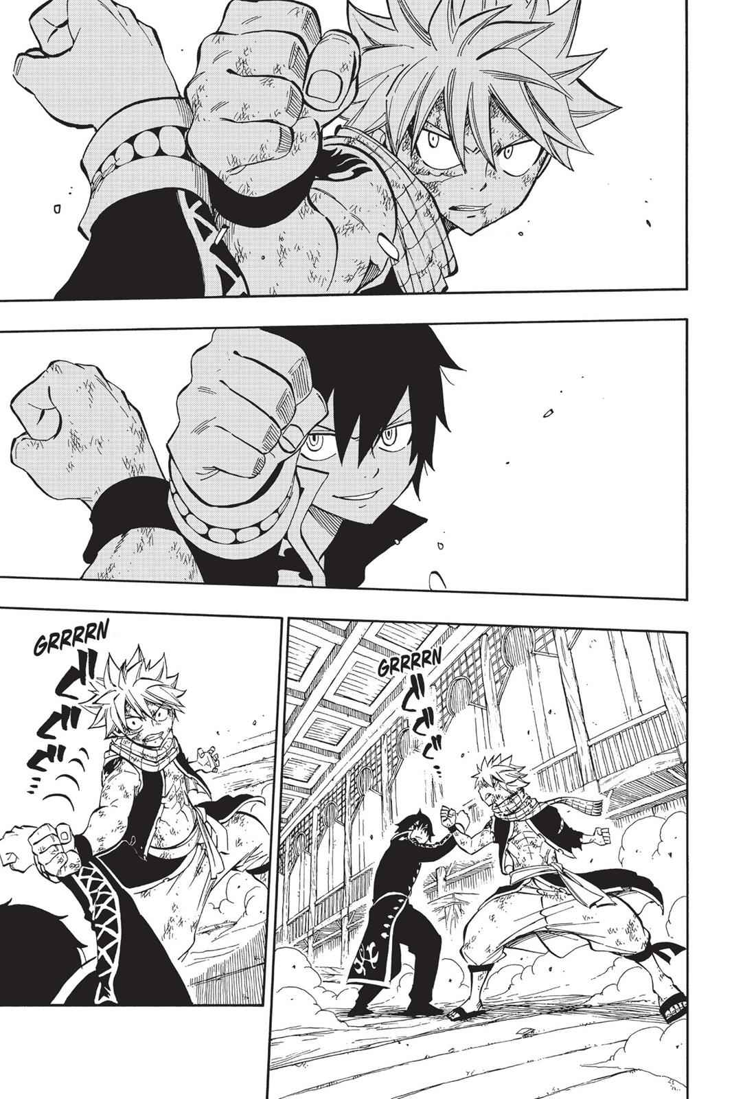 Fairy Tail Chapter 524 Page 7