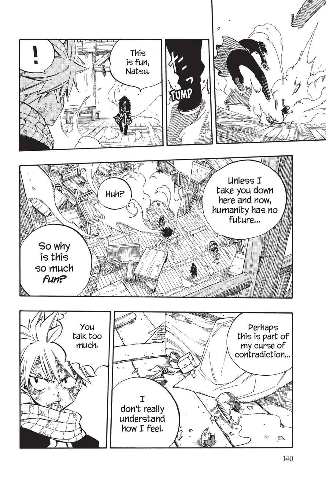Fairy Tail Chapter 525 Page 14