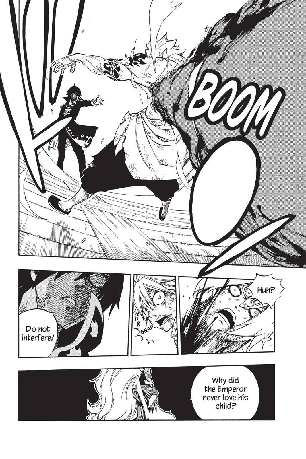 Fairy Tail Chapter 525 Page 20