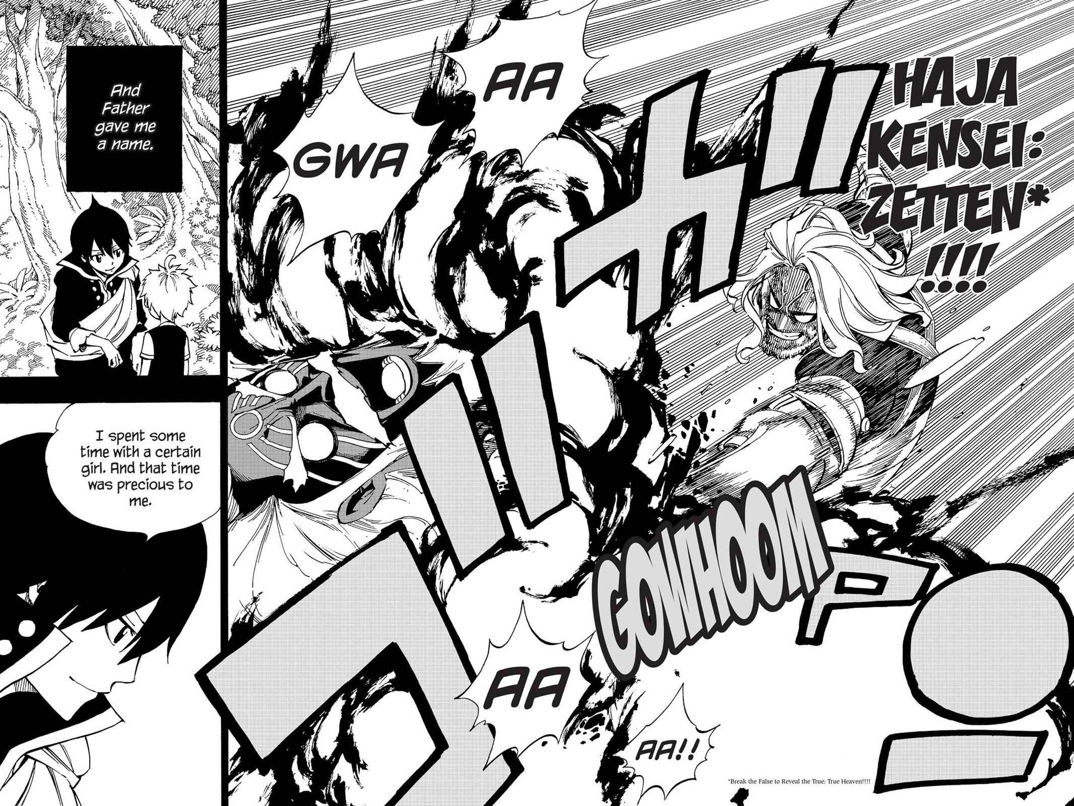 Fairy Tail Chapter 526 Page 18