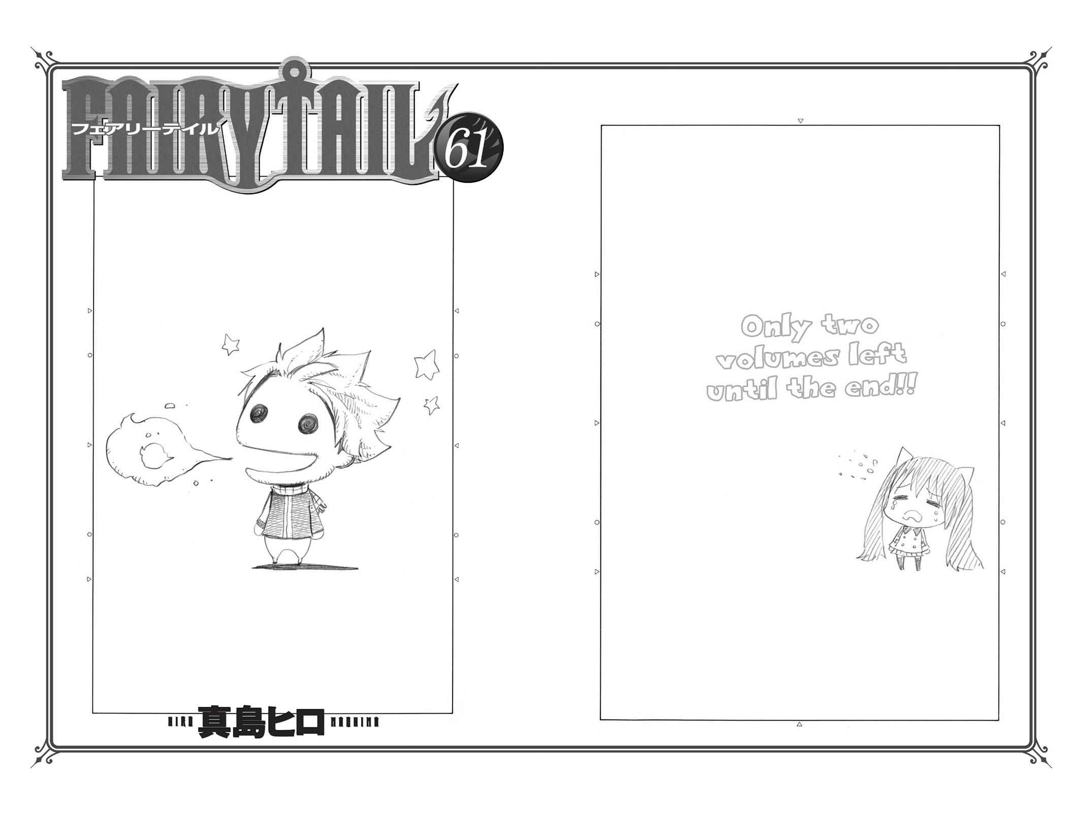 Fairy Tail Chapter 527 Page 25