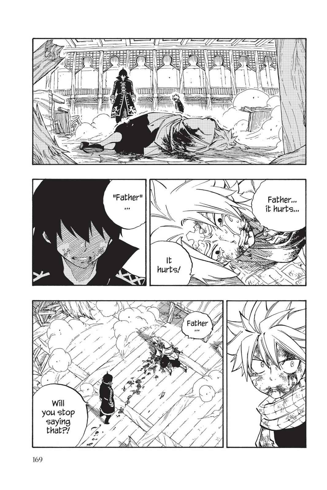 Fairy Tail Chapter 527 Page 3
