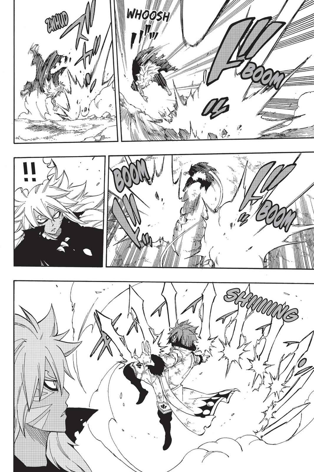 Fairy Tail Chapter 528 Page 11