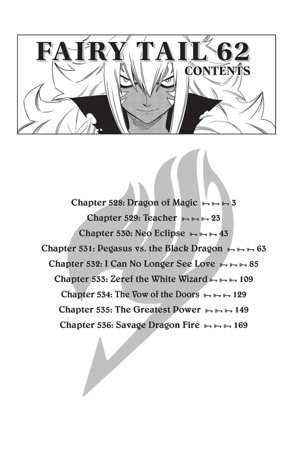 Fairy Tail Chapter 528 Page 3