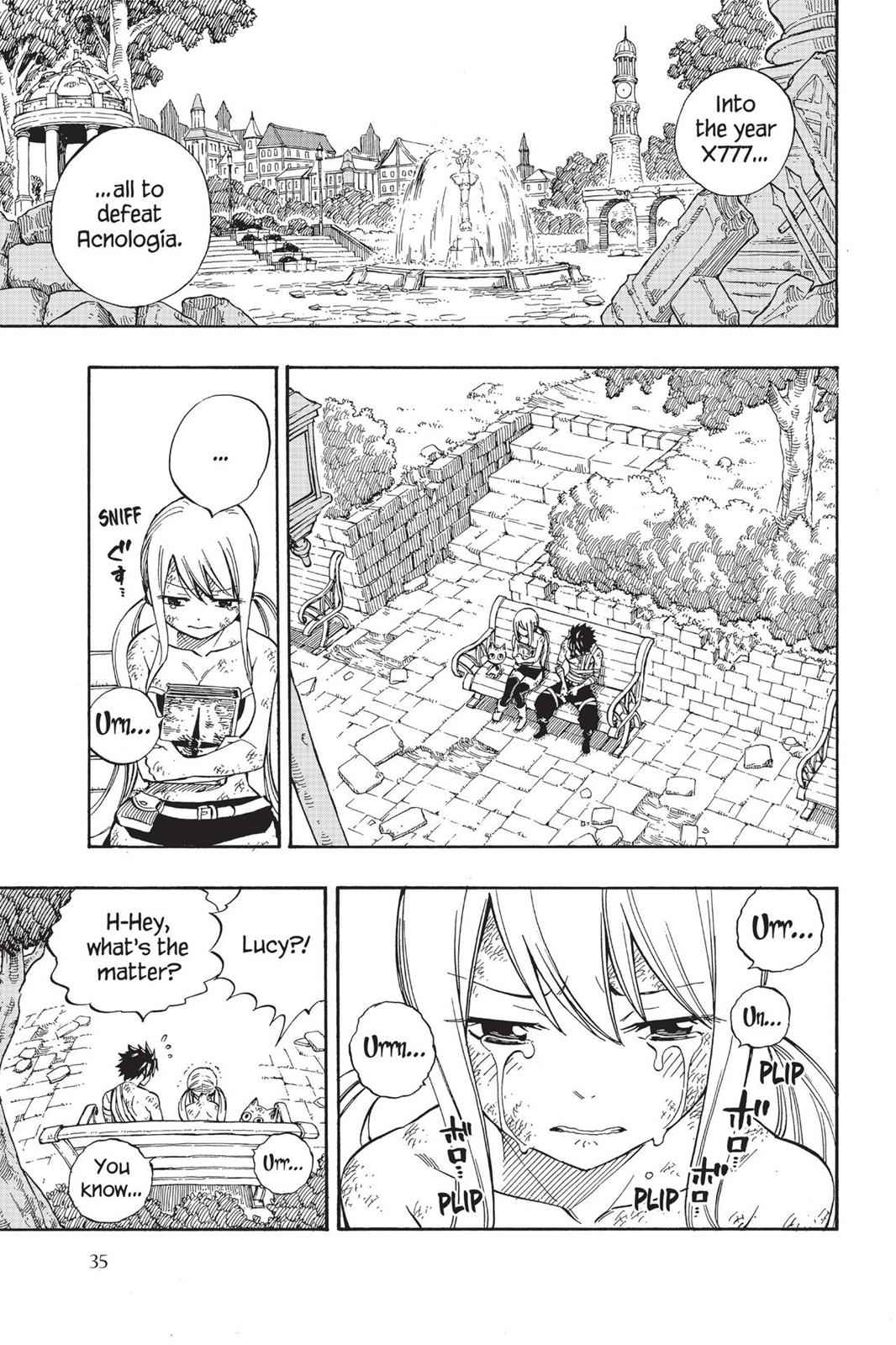 Fairy Tail Chapter 529 Page 13