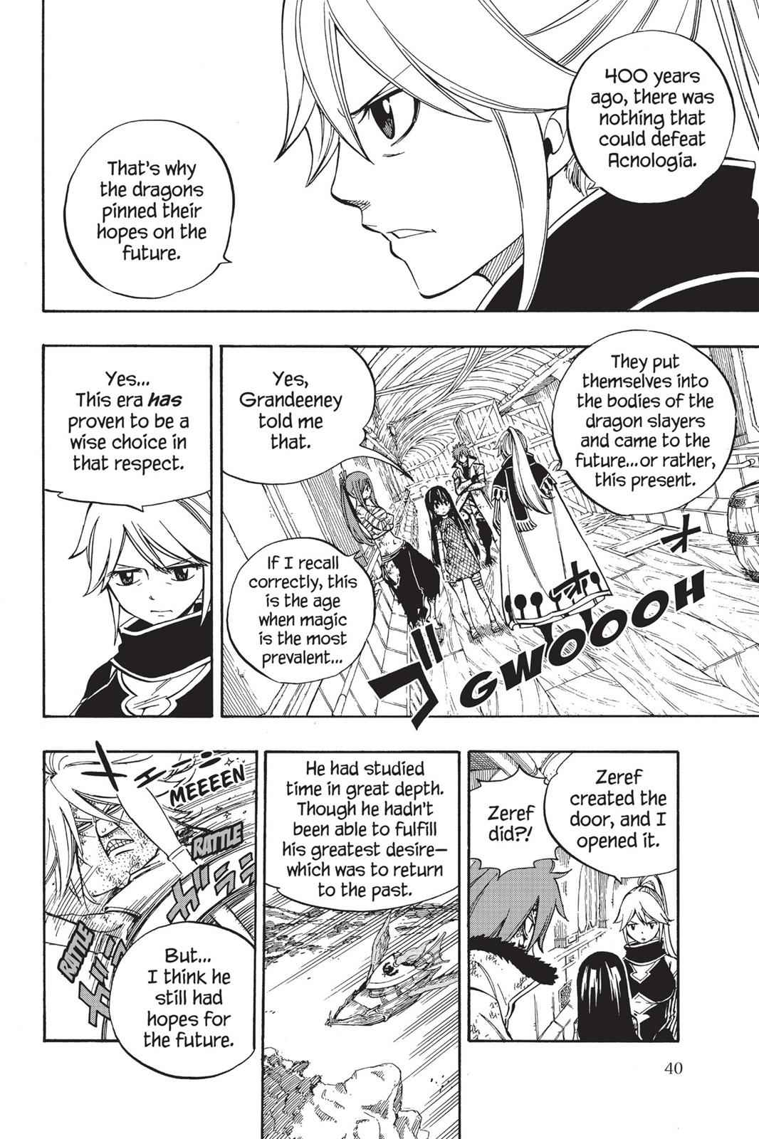 Fairy Tail Chapter 529 Page 18